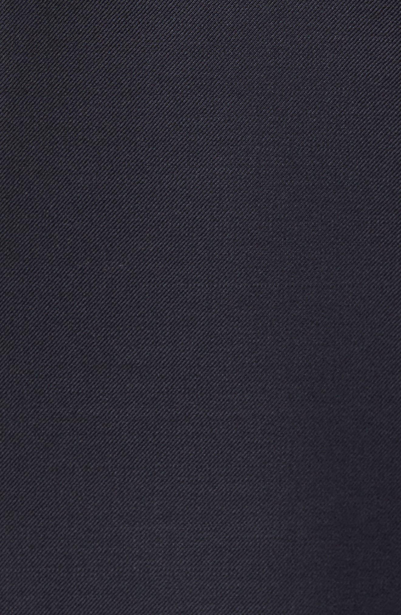HICKEY FREEMAN, Classic B Fit Wool Travel Blazer, Alternate thumbnail 2, color, NAVY