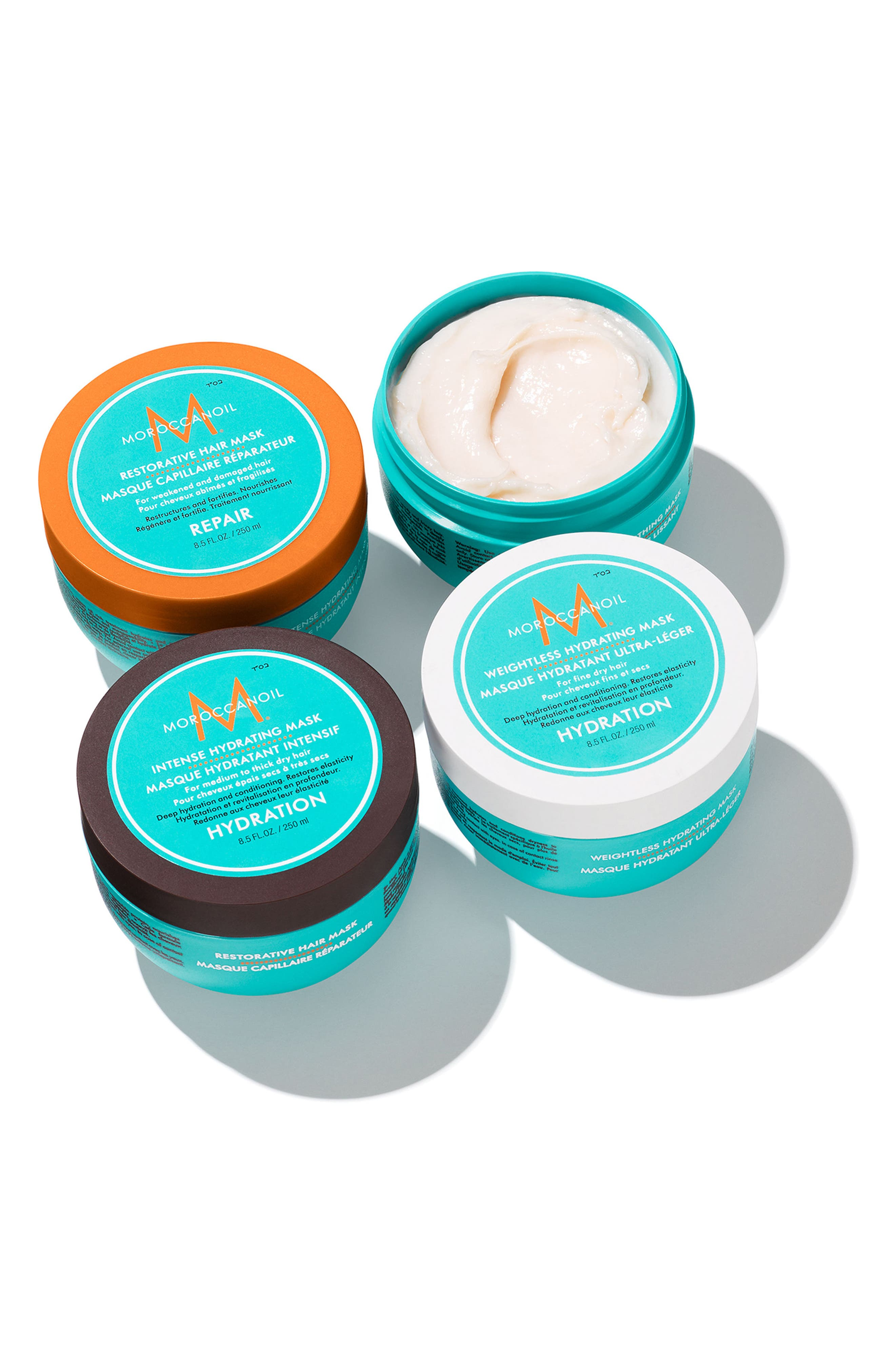 MOROCCANOIL<SUP>®</SUP>, Smoothing Mask, Alternate thumbnail 2, color, NO COLOR