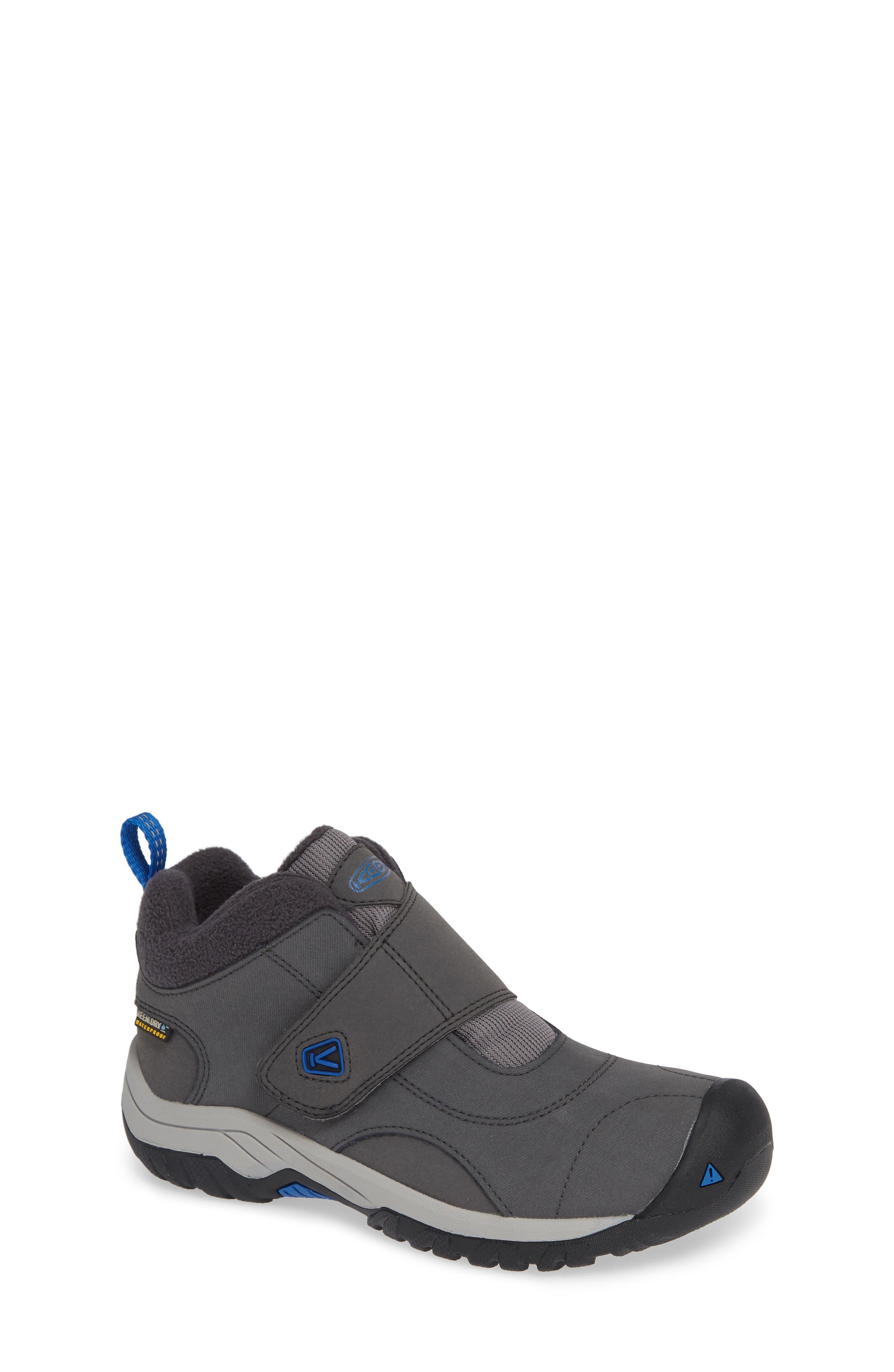 Boys Keen Kootenay Ii Waterproof Bootie Size 6 M  Grey