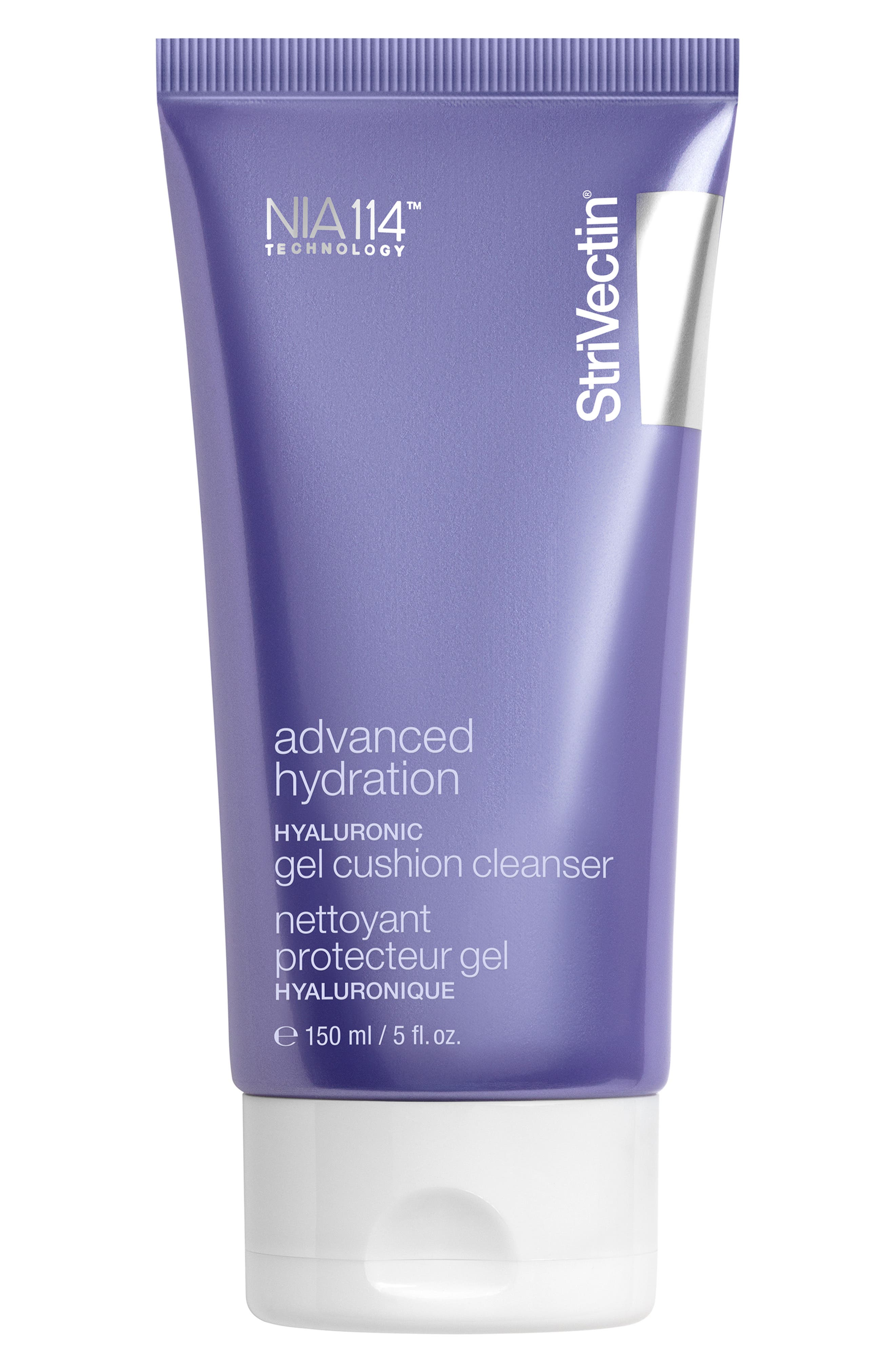 STRIVECTIN<SUP>®</SUP>, Hyaluronic Gel Cushion Cleanser, Main thumbnail 1, color, NO COLOR