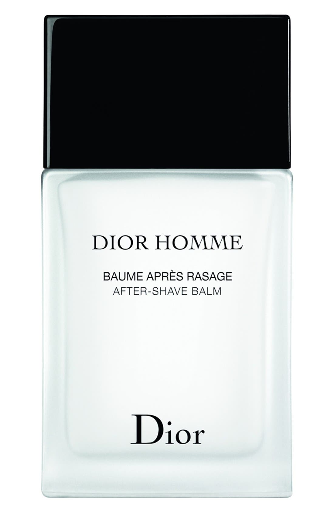 DIOR Homme After-Shave Balm, Main, color, NO COLOR