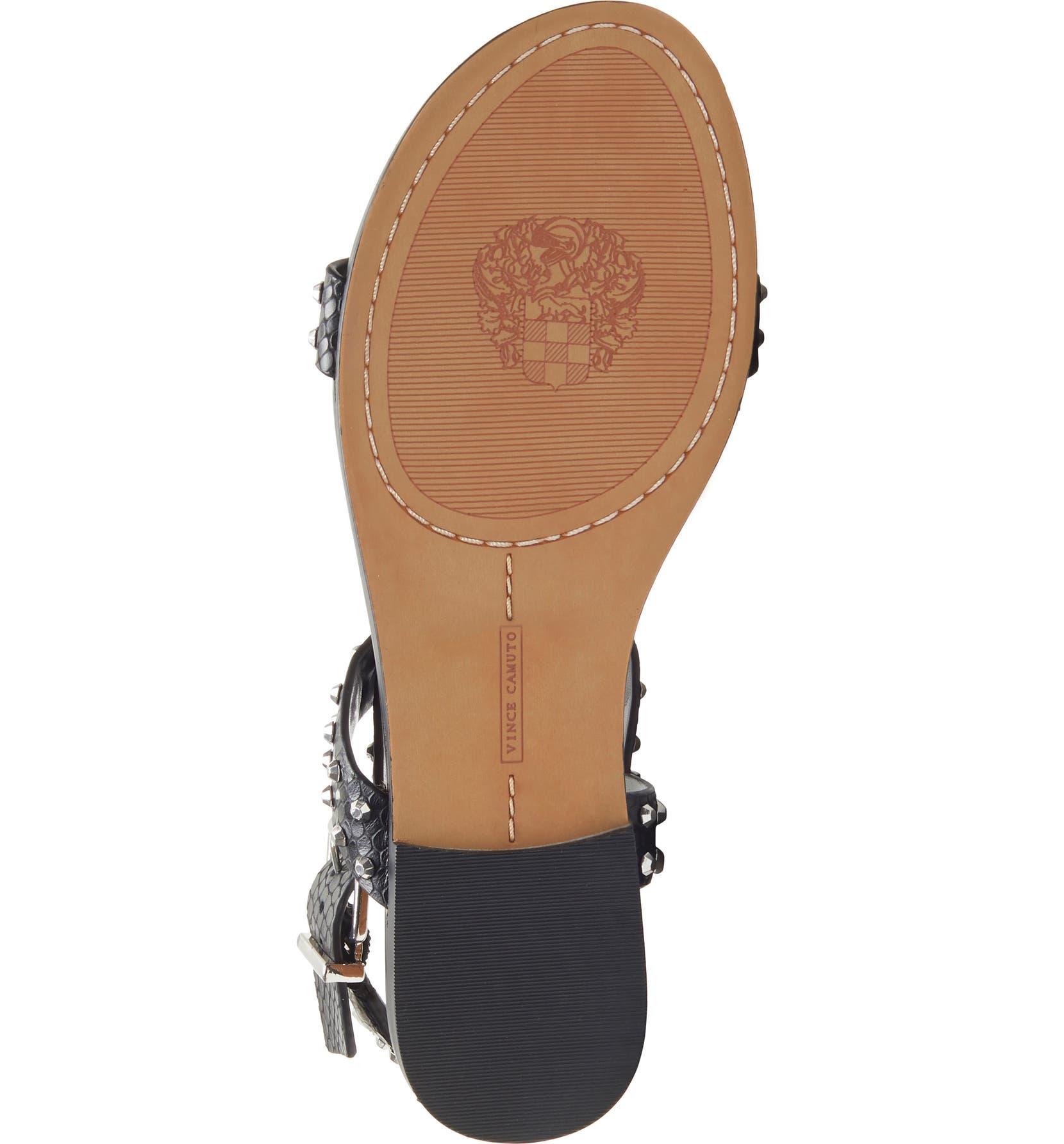 d071bae9d801 Vince Camuto Ravensa Studded Sandal (Women)