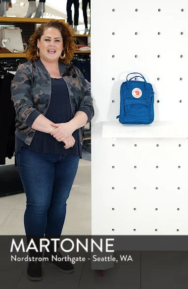 'Mini Kånken' Water Resistant Backpack, sales video thumbnail