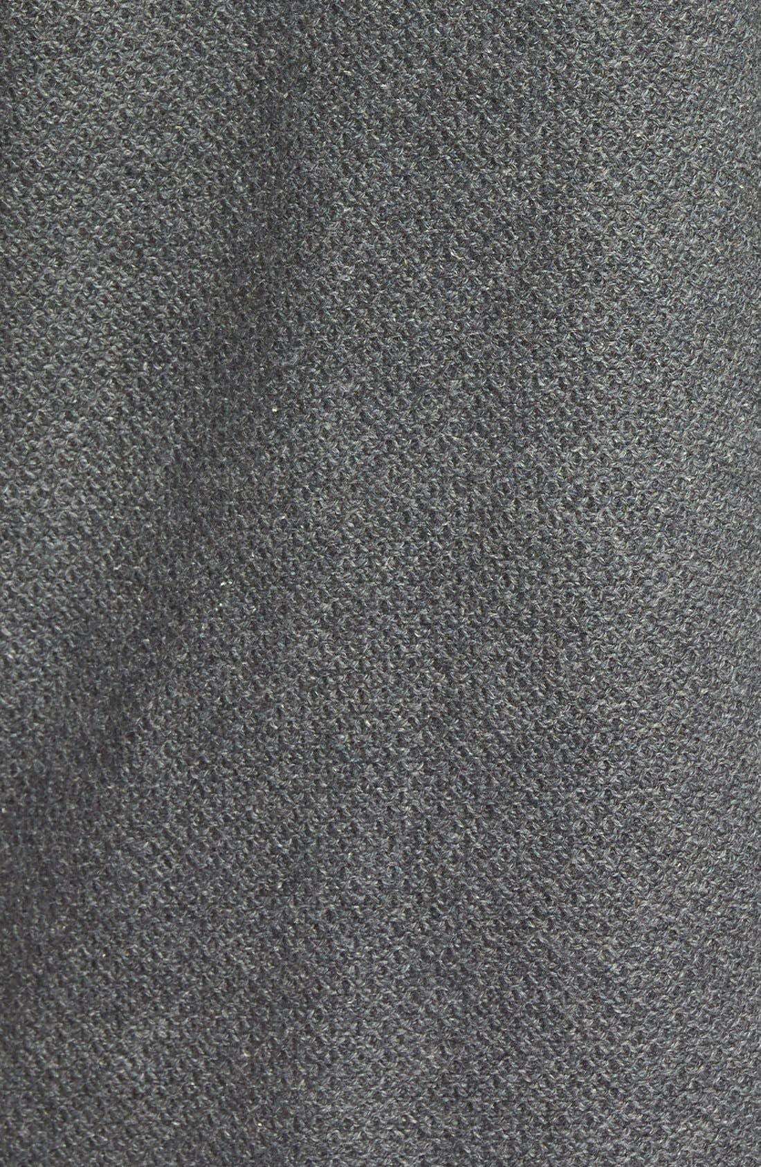 TREASURE & BOND, Treasure&Bond Oversize V-Neck Sweater, Alternate thumbnail 2, color, 020