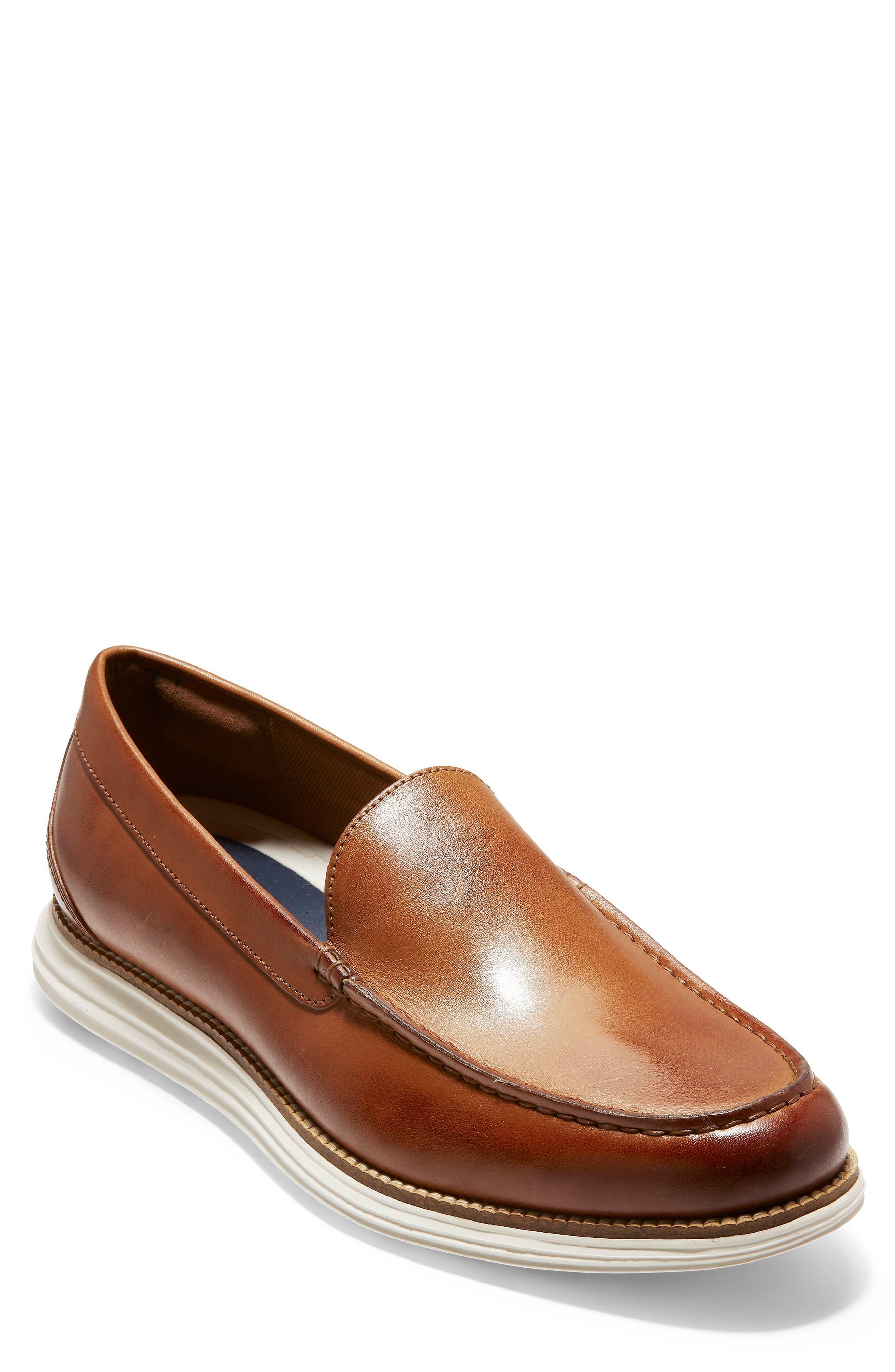 Cole Haan Original Grand Loafer, Brown