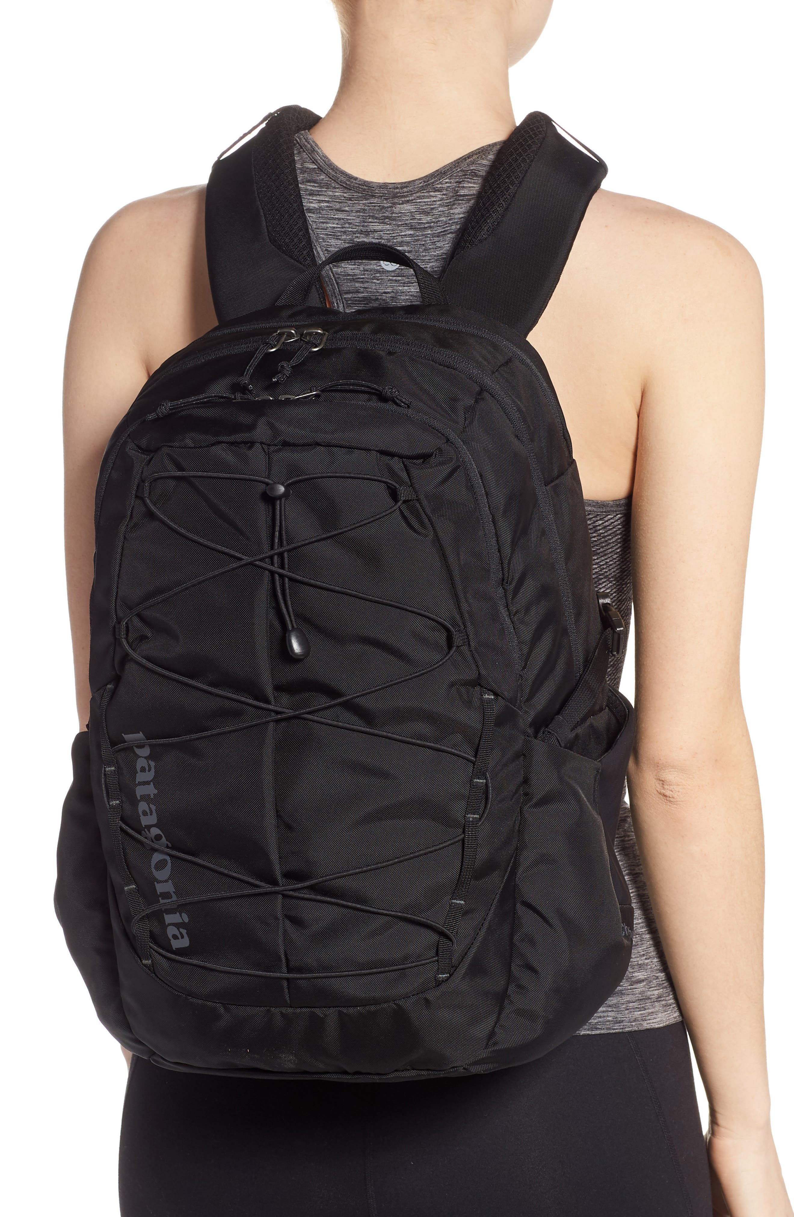 PATAGONIA, 28L Chacabuco Backpack, Alternate thumbnail 2, color, 001