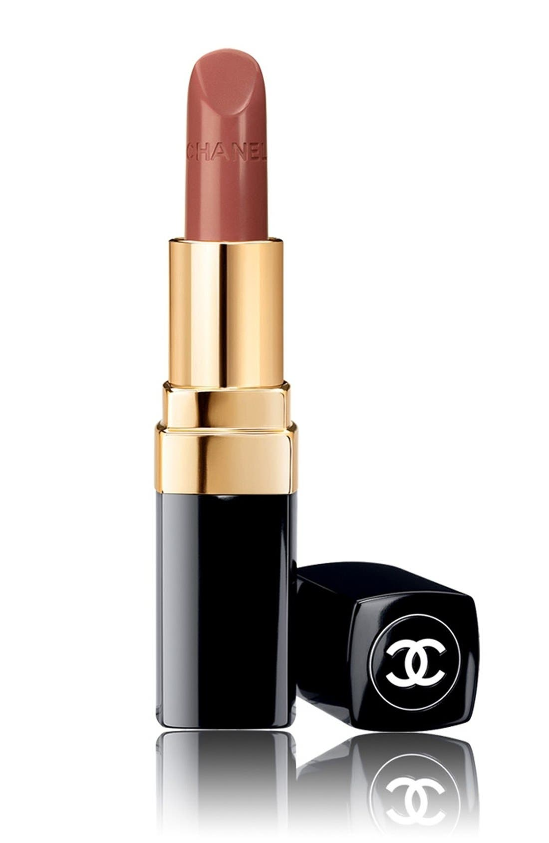 CHANEL, ROUGE COCO<br />Ultra Hydrating Lip Colour, Main thumbnail 1, color, 406 ANTOINETTE