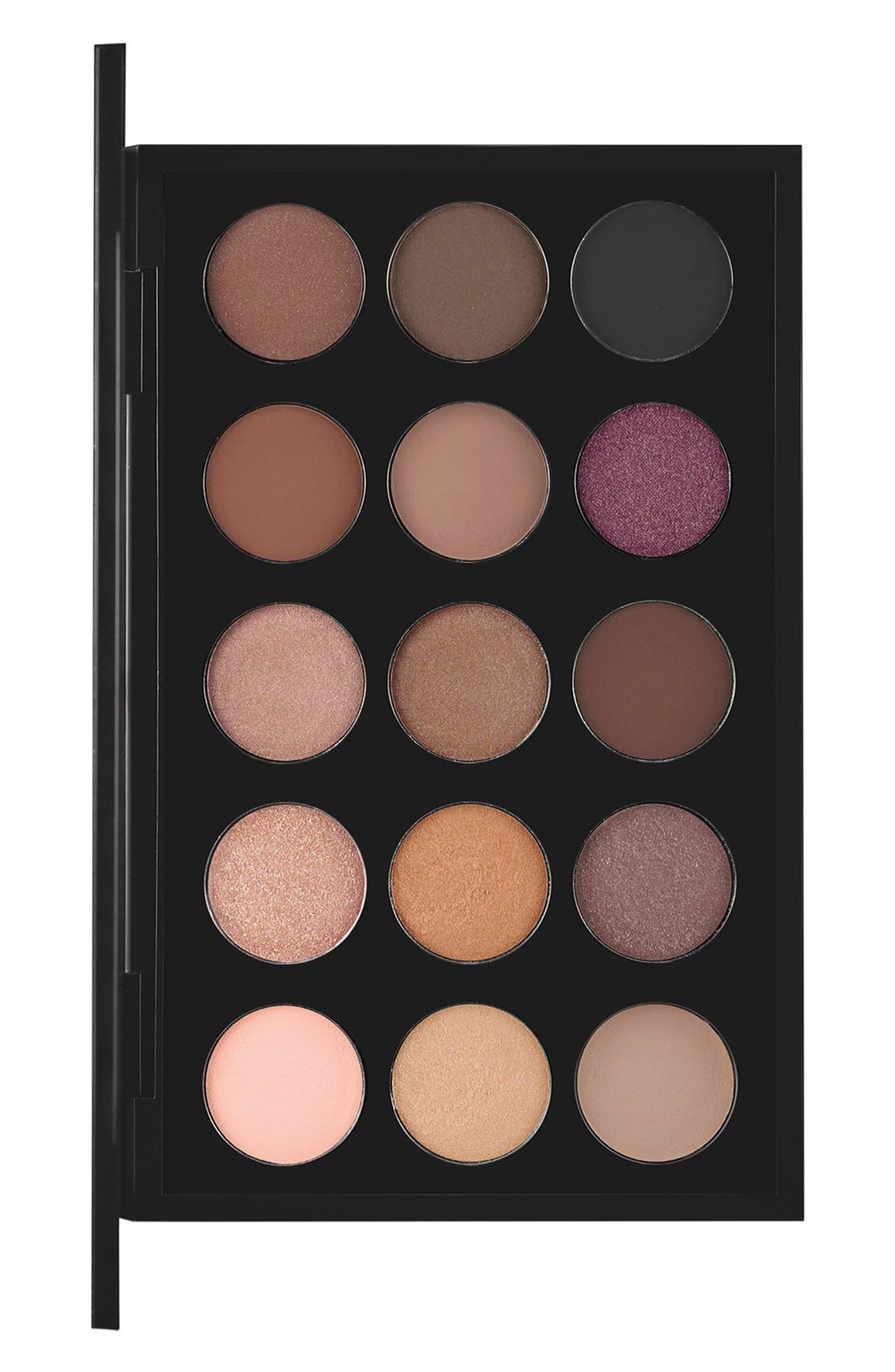 MAC COSMETICS, M·A·C 'Nordstrom Naturals' Eyeshadow Palette, Main thumbnail 1, color, 200