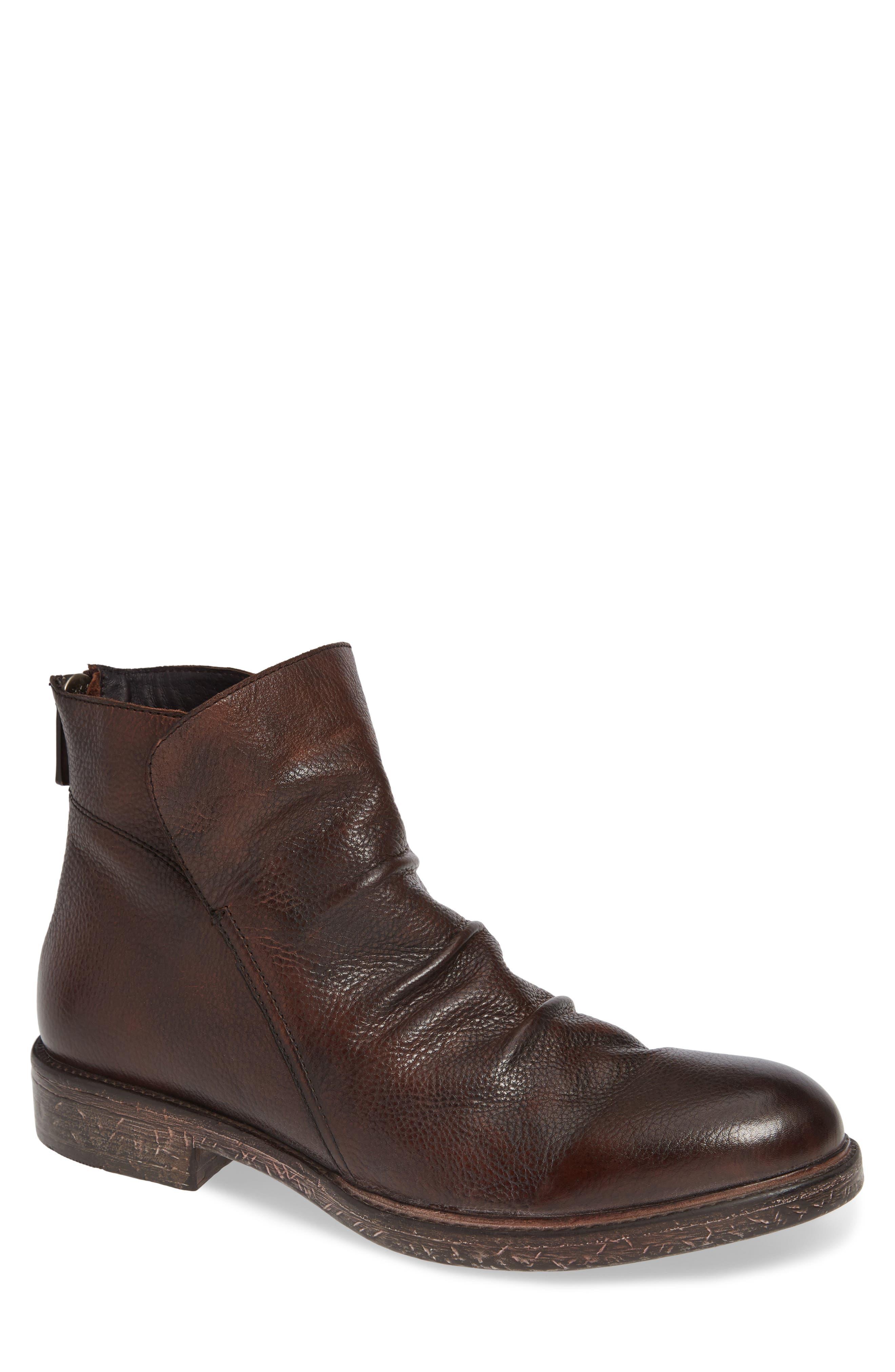 JUMP Pueblo Slouchy Boot, Main, color, BROWN