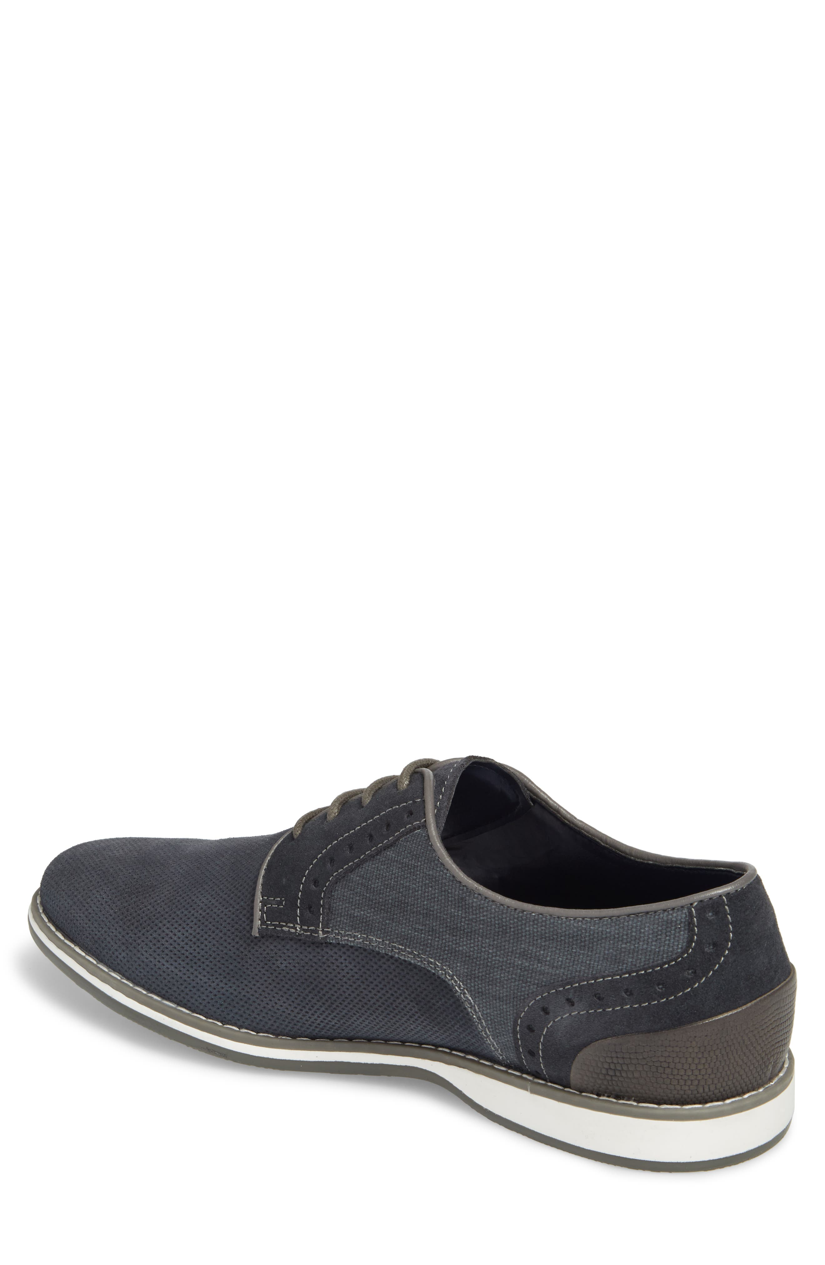REACTION KENNETH COLE, Weiser Lace-up Derby, Alternate thumbnail 2, color, 410
