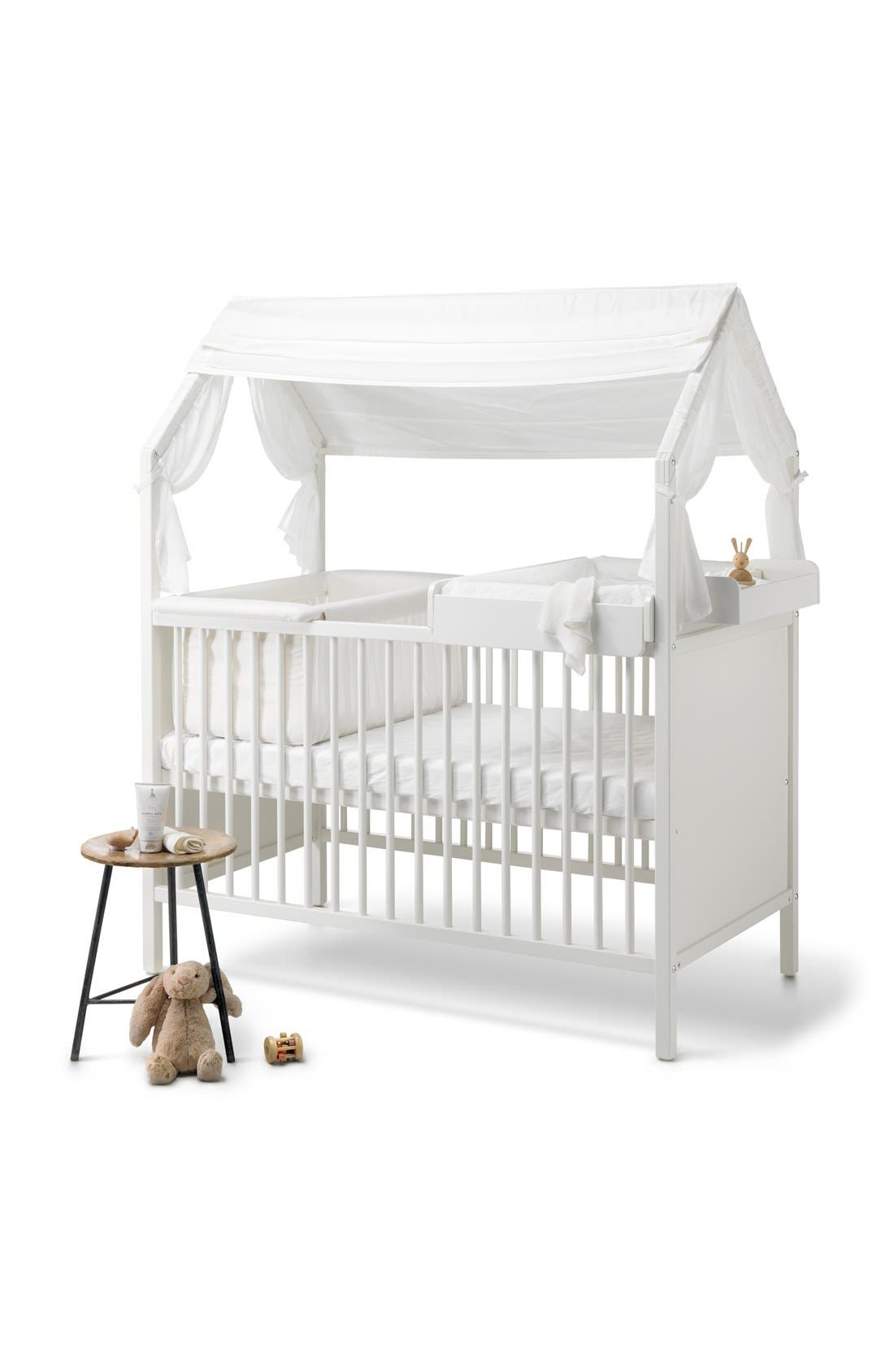 STOKKE, 'Home<sup>™</sup>' Roof Canopy, Main thumbnail 1, color, WHITE LINEN