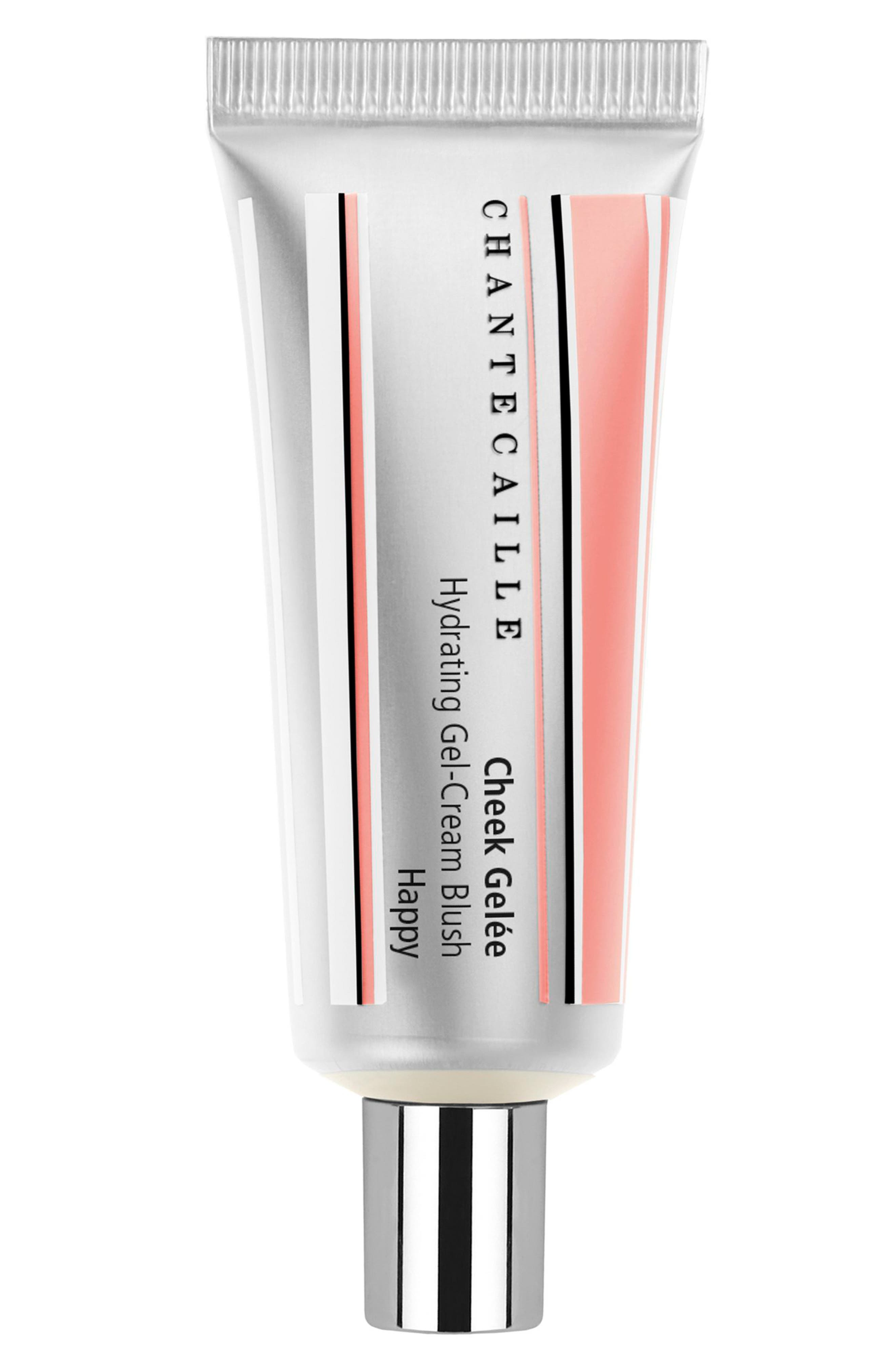 CHANTECAILLE Cheek Gelée Hydrating Gel-Cream Blush, Main, color, HAPPY