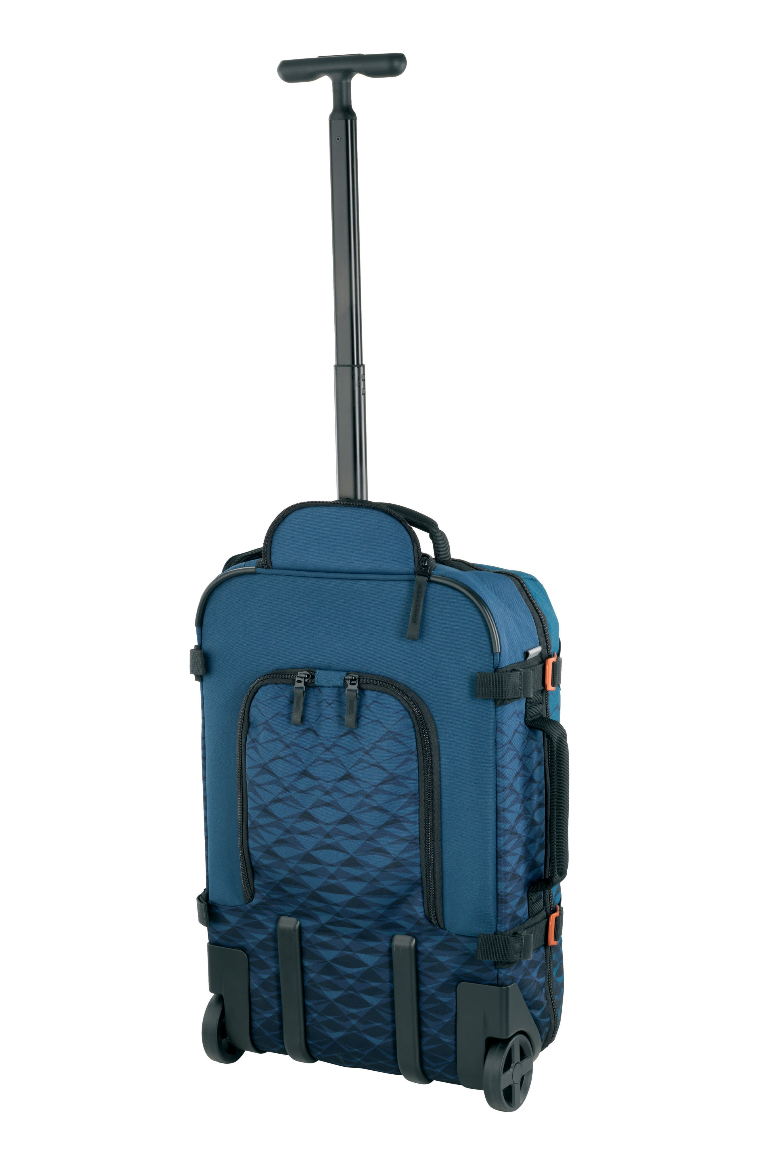VICTORINOX SWISS ARMY<SUP>®</SUP>, VX Touring 22-Inch Carry-On, Alternate thumbnail 5, color, DARK TEAL