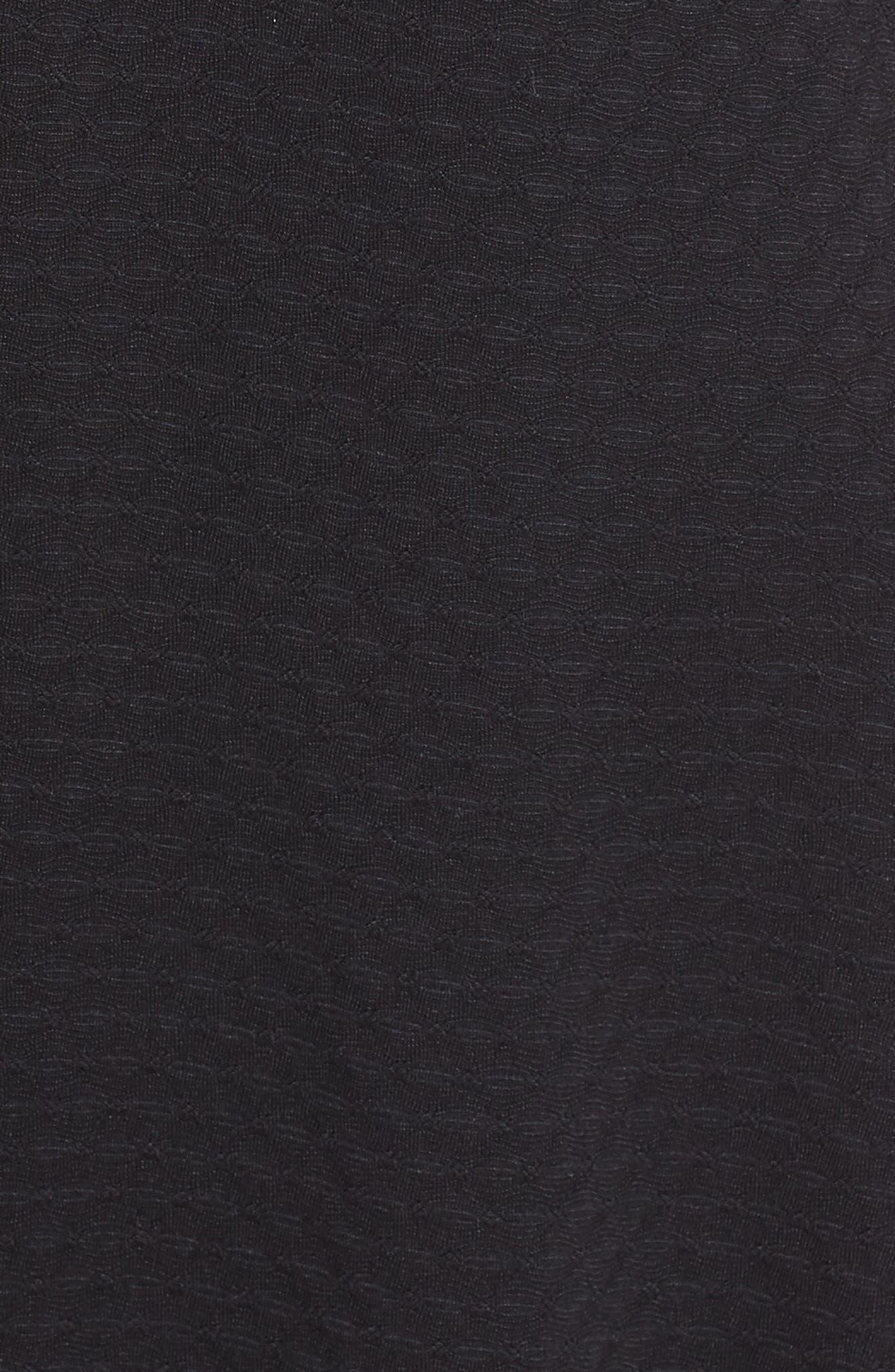 ALI & JAY, Fly Baby Dress, Alternate thumbnail 6, color, BLACK