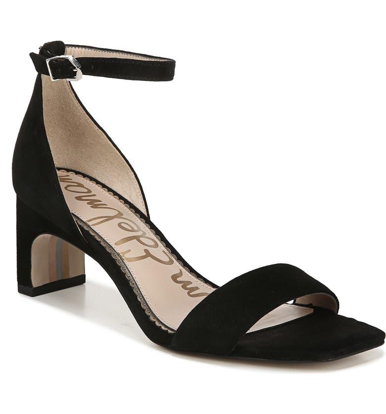 5ca24c7425ff Sam Edelman Holmes Ankle Strap Sandal (Women)