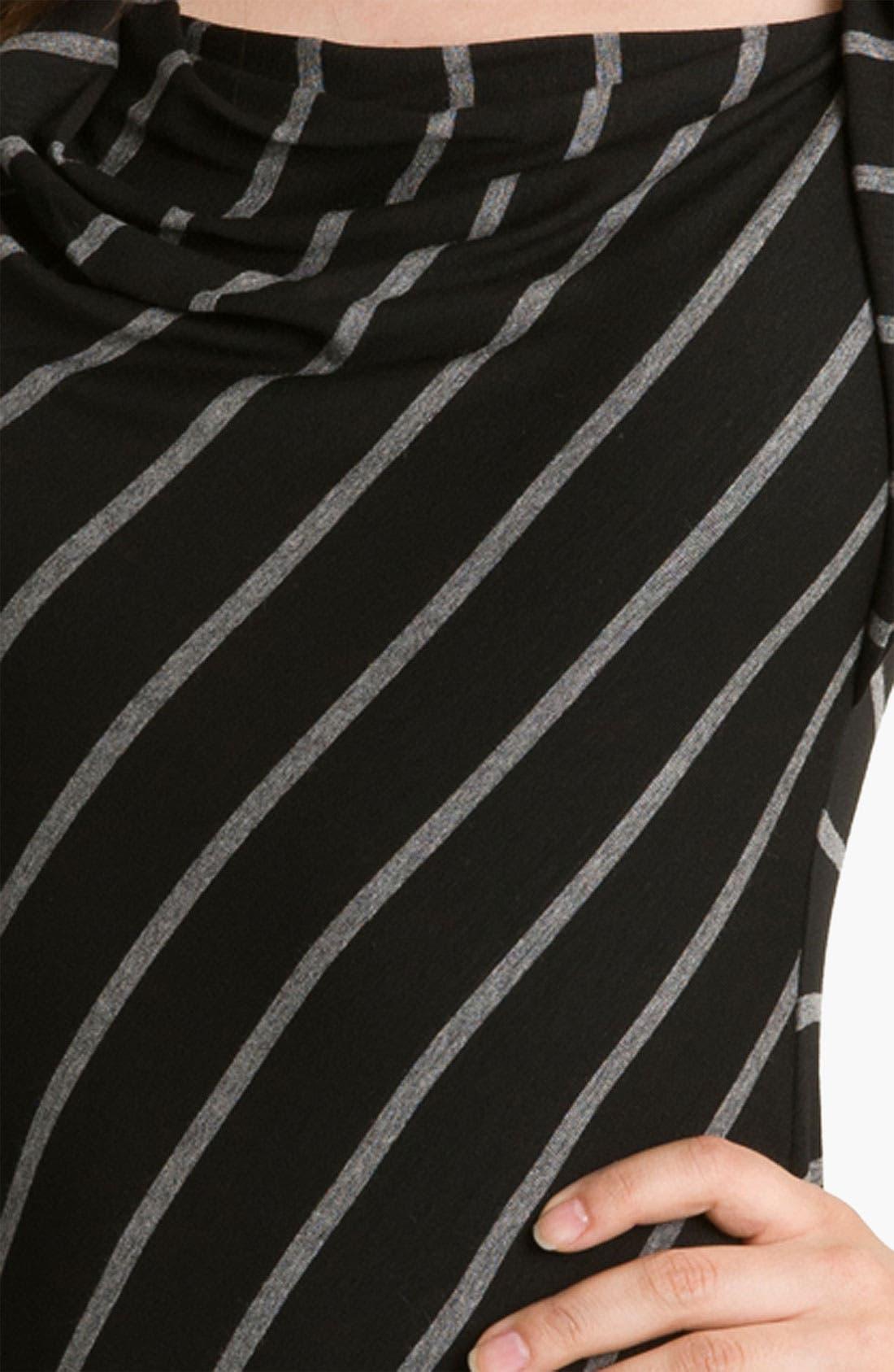 BAILEY 44, 'Viva' Stripe Top, Alternate thumbnail 2, color, 001