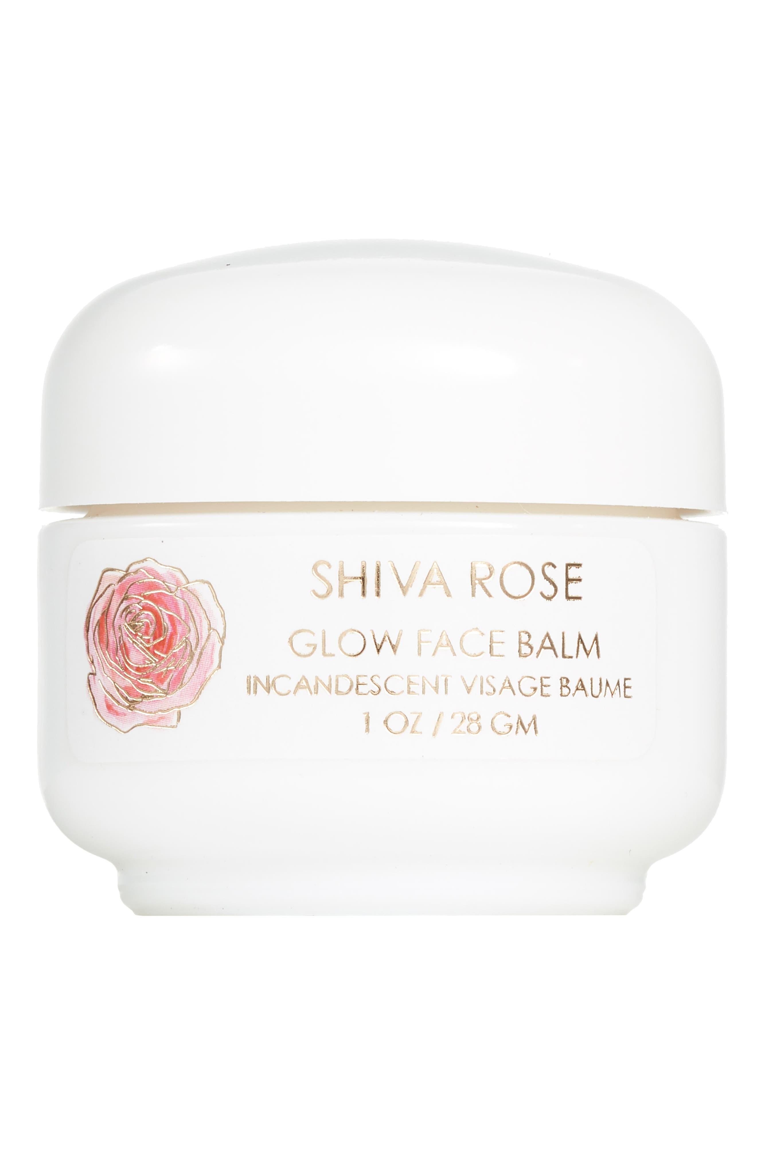 SHIVA ROSE Glow Face Balm, Main, color, 100