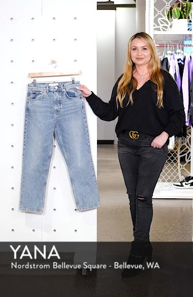 Editor Straight Leg Jeans, sales video thumbnail