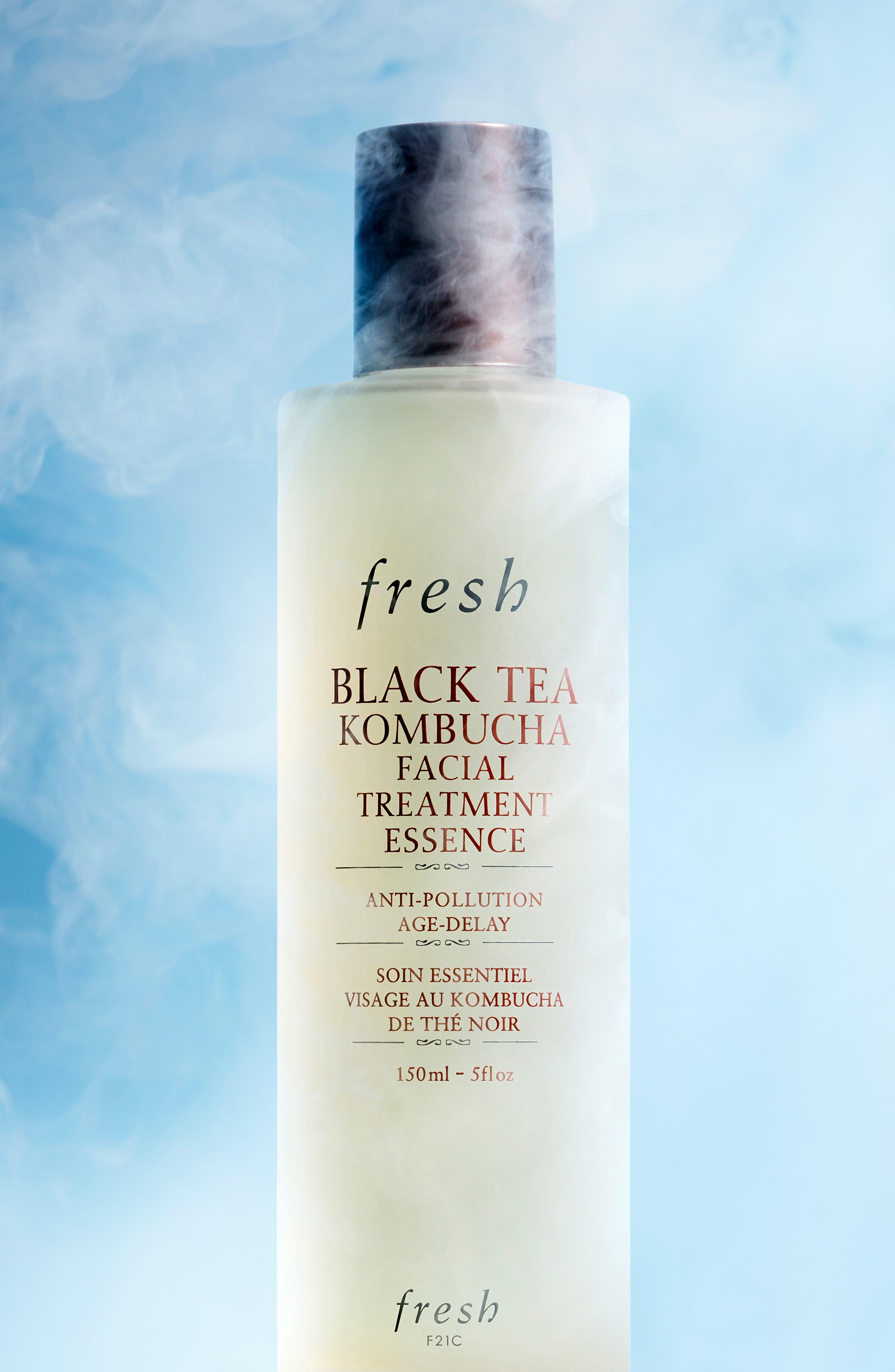 FRESH<SUP>®</SUP>, Black Tea Kombucha Facial Treatment Essence, Alternate thumbnail 9, color, NO COLOR