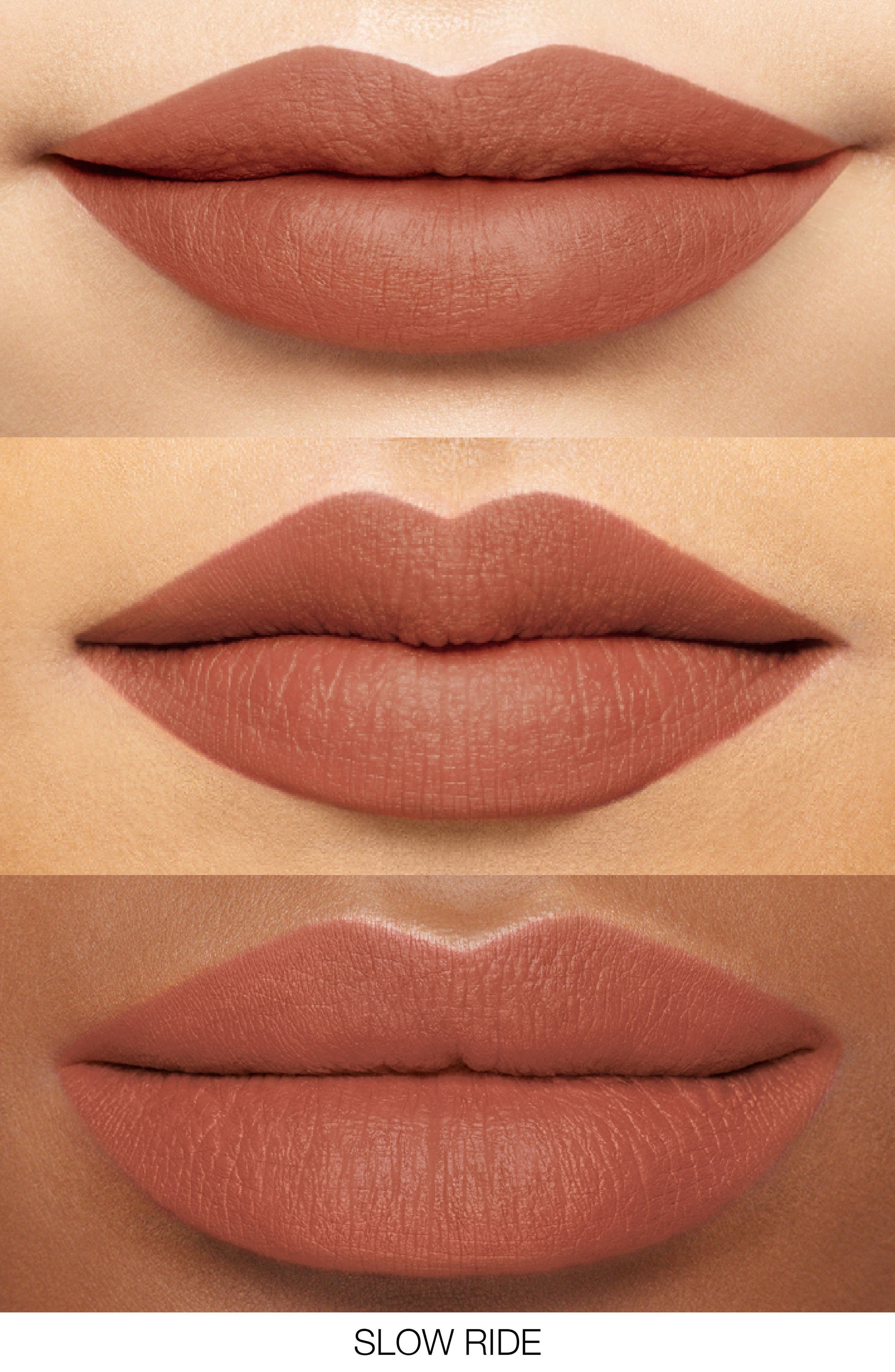 NARS, Powermatte Lip Pigment, Alternate thumbnail 2, color, SLOW RIDE