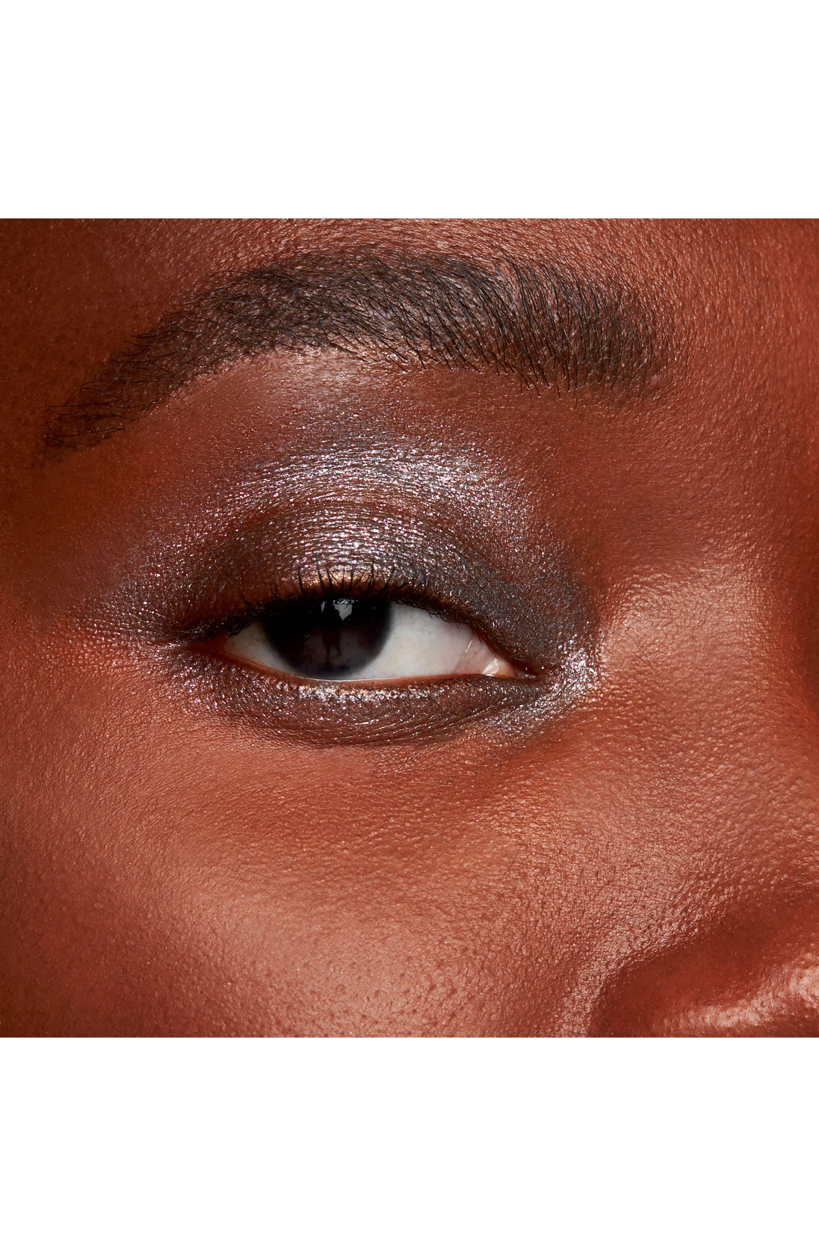 MAC COSMETICS, MAC Dazzleshadow Eyeshadow, Alternate thumbnail 4, color, SAY IT ISN'T SO