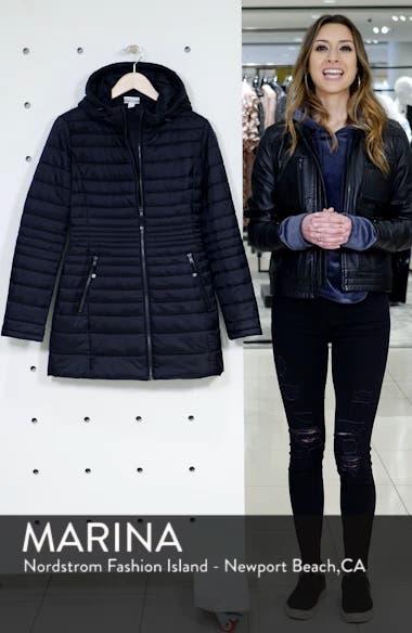 City Dweller Water Resistant Puffer Jacket, sales video thumbnail