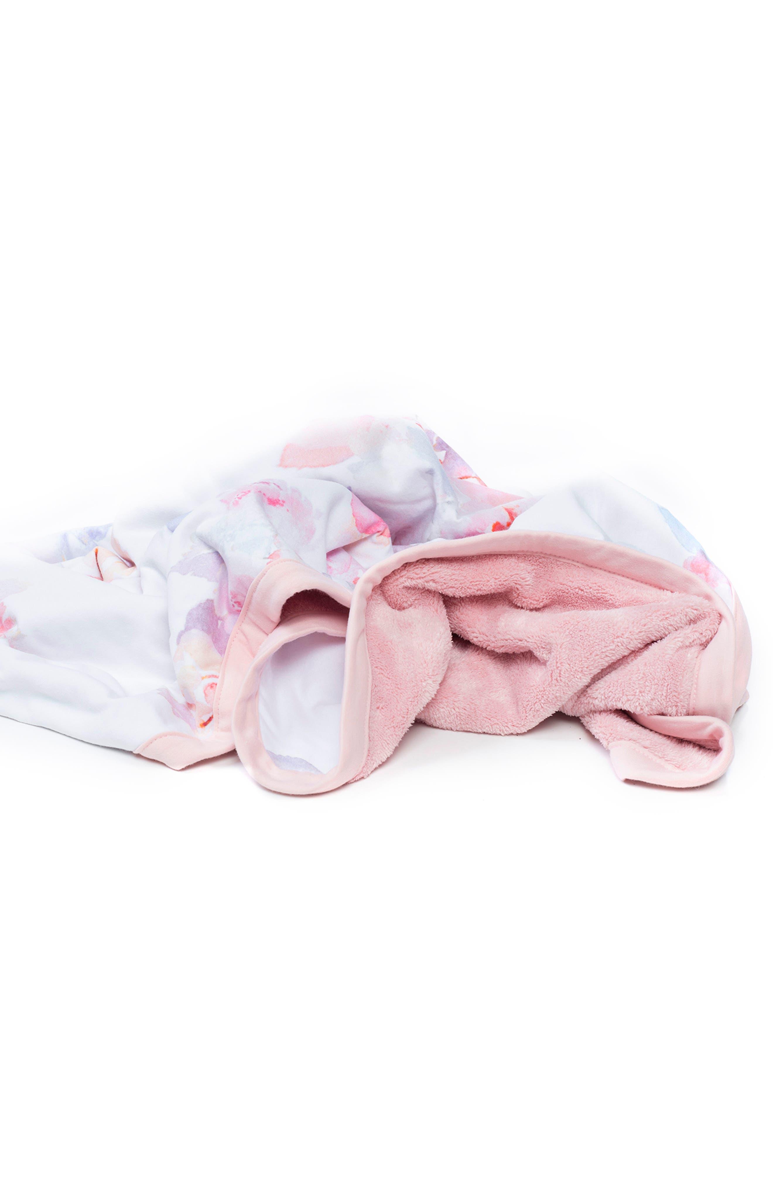 OILO, Prim Cuddle Blanket, Alternate thumbnail 2, color, PRIM