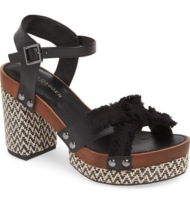 d46c749e74c Kelsi Dagger Brooklyn Flora Woven Platform Sandal (Women)
