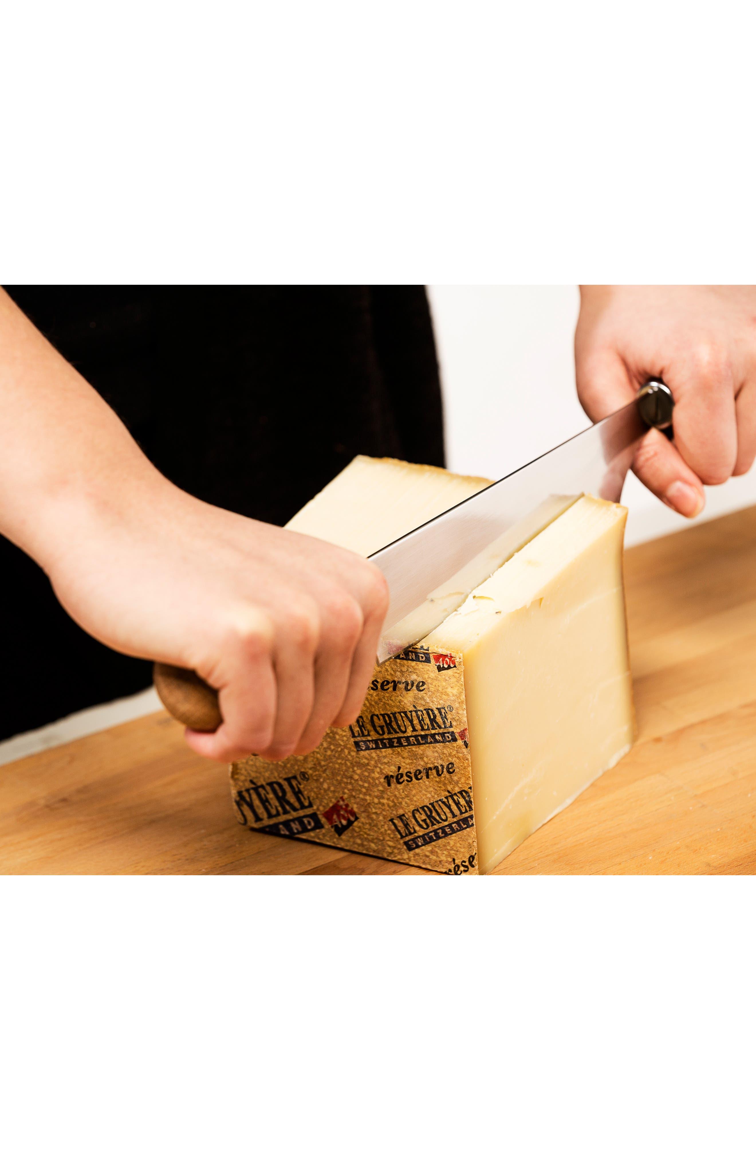 SAGAFORM, Hard Cheese Knife, Alternate thumbnail 2, color, WOOD