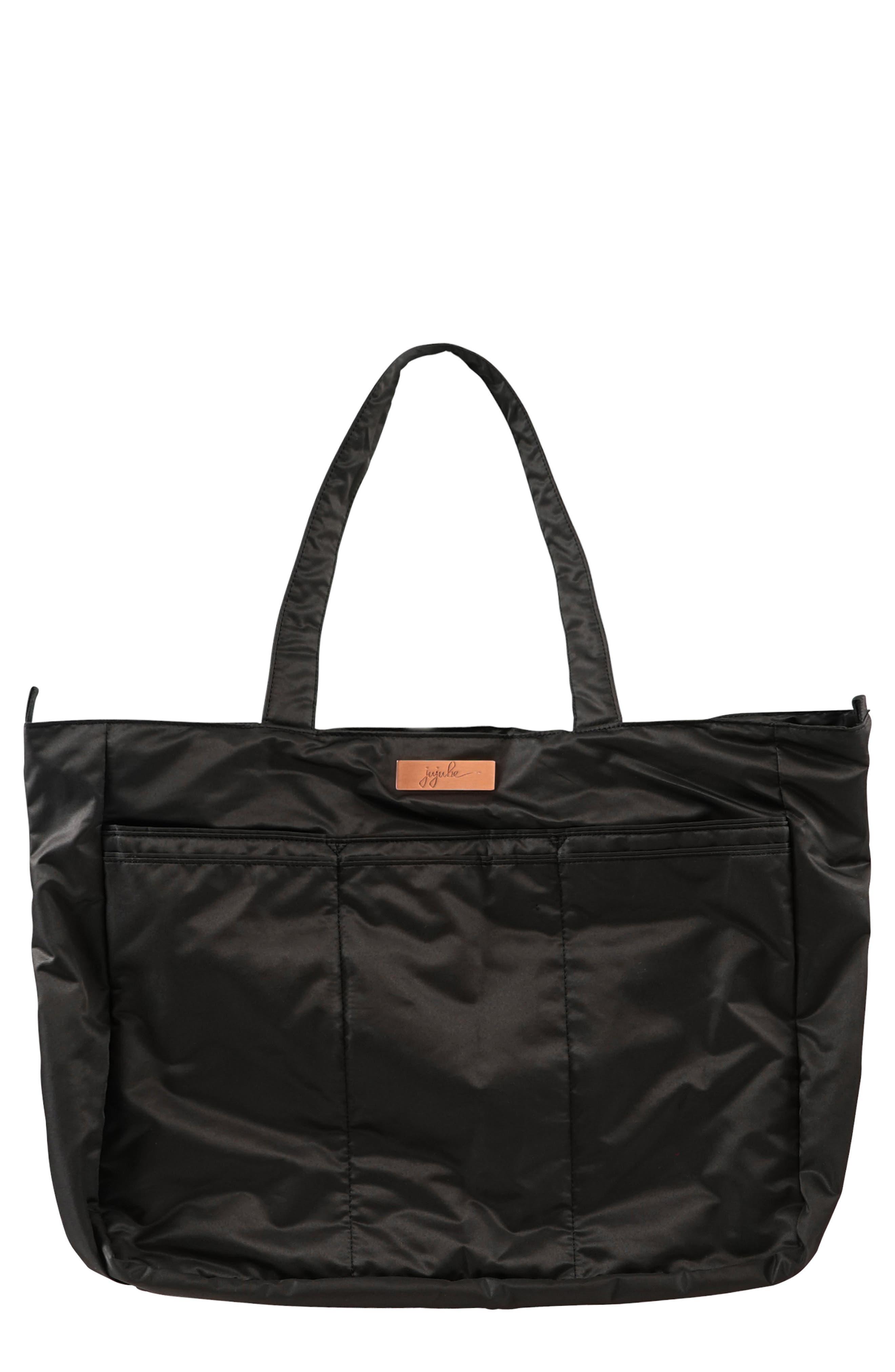 JU-JU-BE Super Be Diaper Bag, Main, color, KNIGHT ROSE