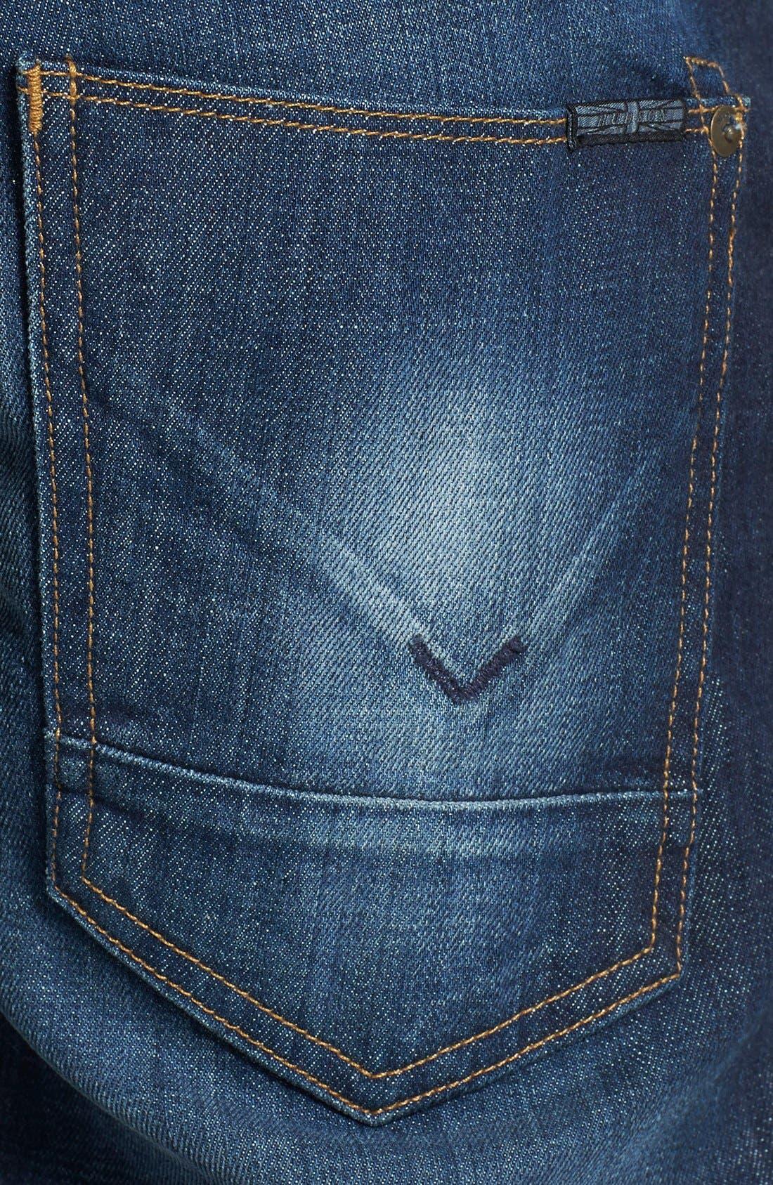 HUDSON JEANS, 'Blake' Slim Fit Jeans, Alternate thumbnail 2, color, 409