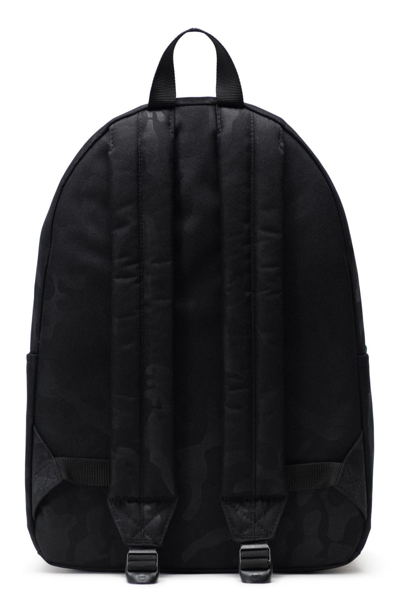 HERSCHEL SUPPLY CO., Classic XL Backpack, Alternate thumbnail 2, color, BLACK/ TONAL CAMO