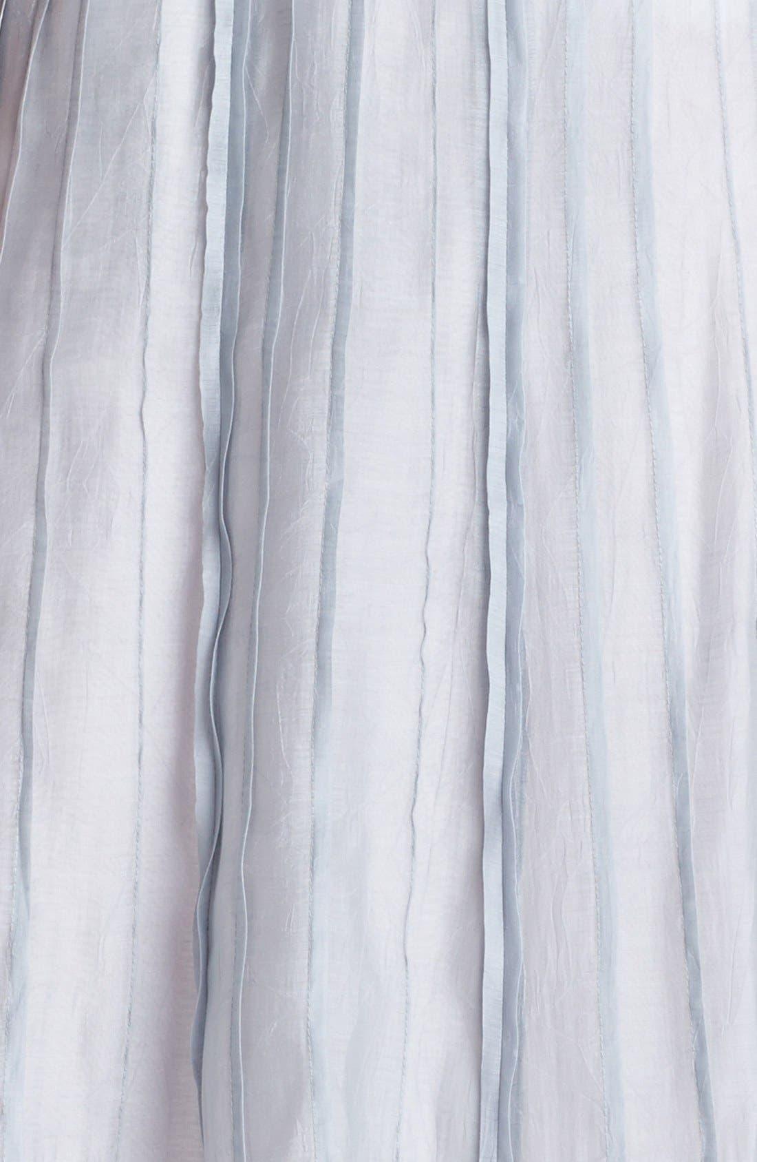 NIC+ZOE, Nic + Zoe 'Batiste' Flared Skirt, Alternate thumbnail 3, color, 041