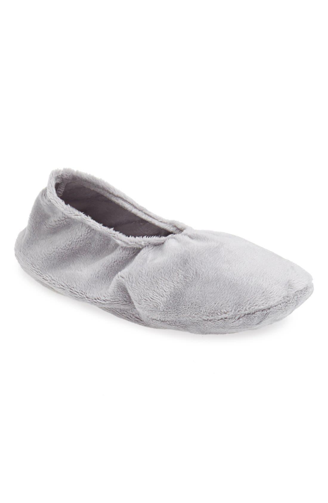 SONOMA LAVENDER Solid Silver Footies, Main, color, NO COLOR