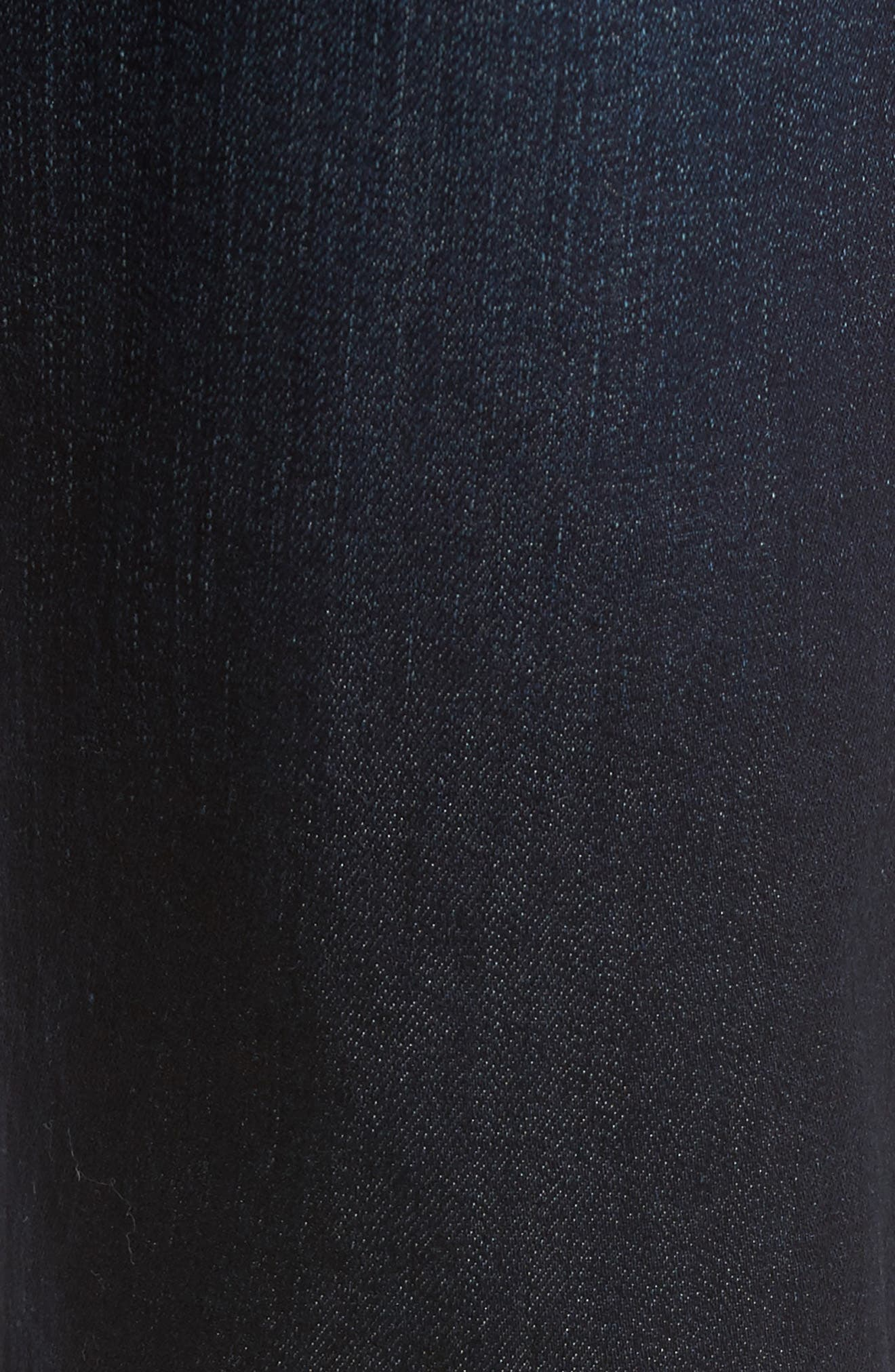7 FOR ALL MANKIND<SUP>®</SUP>, Slimmy AirWeft Slim Fit Jeans, Alternate thumbnail 5, color, PERENNIAL