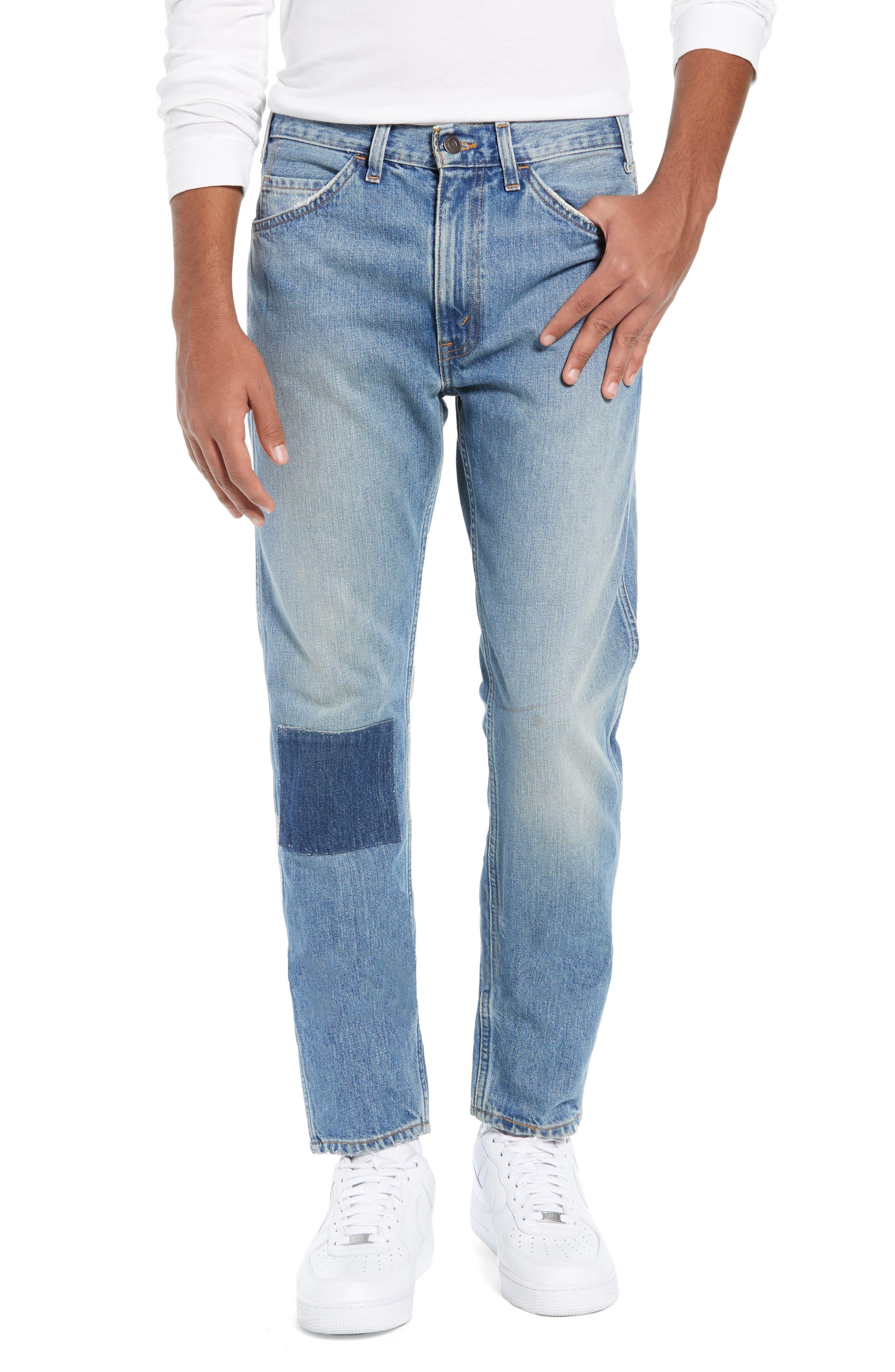 LEVI'S<SUP>®</SUP> VINTAGE CLOTHING 1969 606<sup>™</sup> Slim Fit Jeans, Main, color, 423