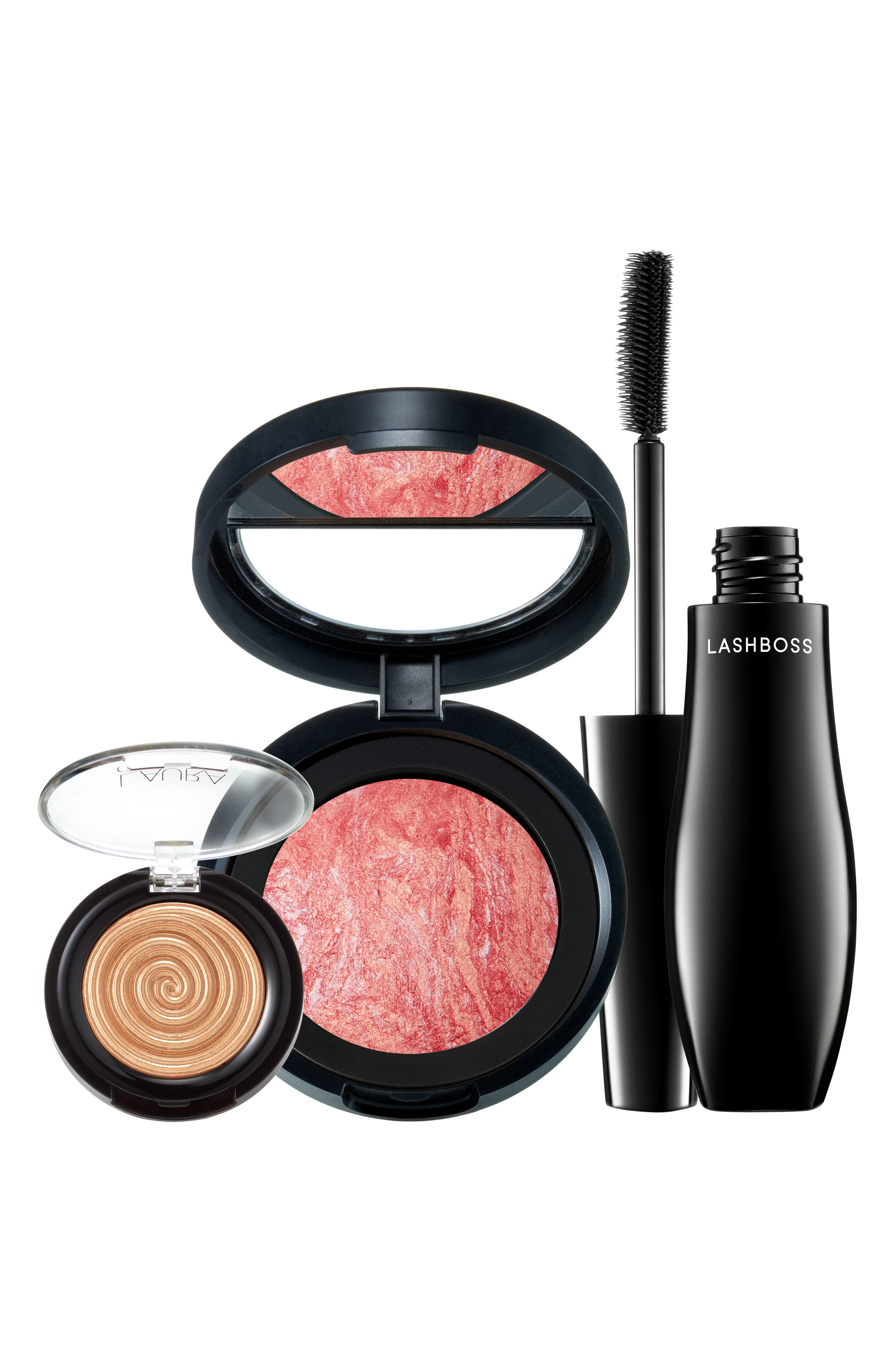 LAURA GELLER BEAUTY, Mid-Day Makeover Kit, Main thumbnail 1, color, NO COLOR