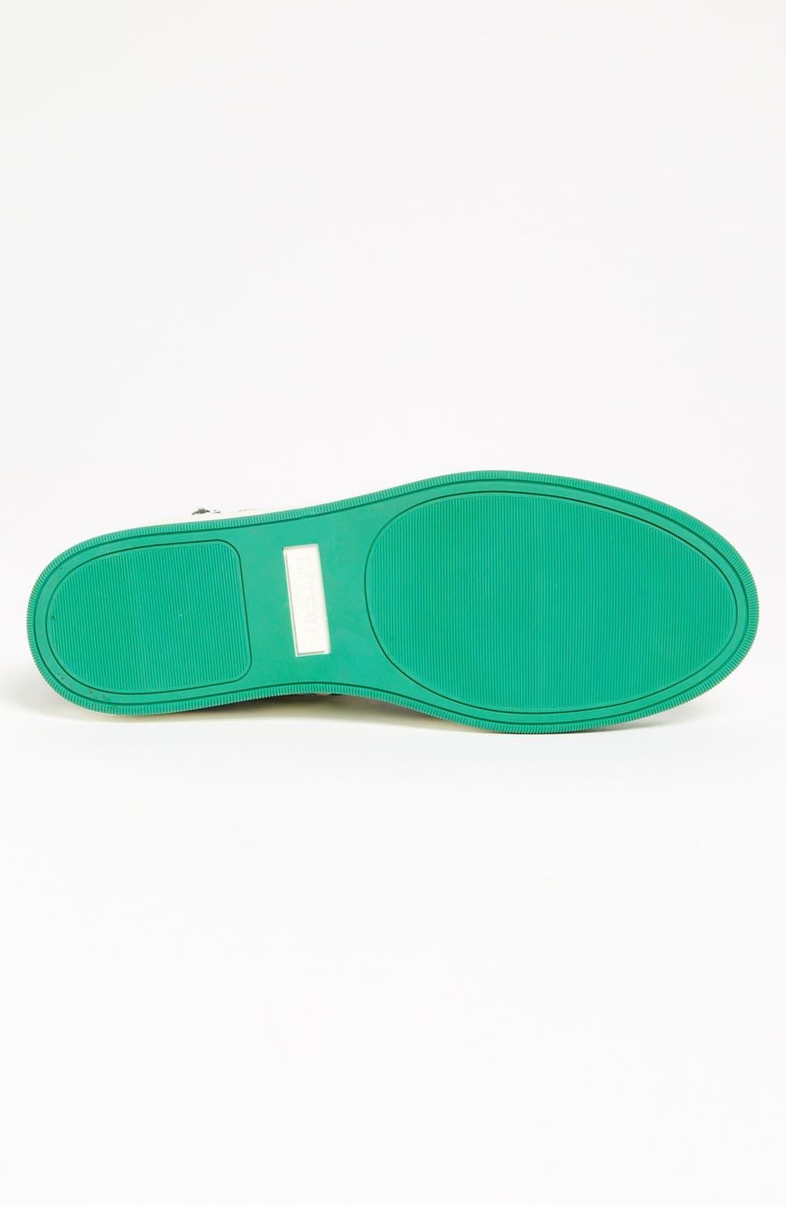 LANVIN, High Top Sneaker, Alternate thumbnail 4, color, 300