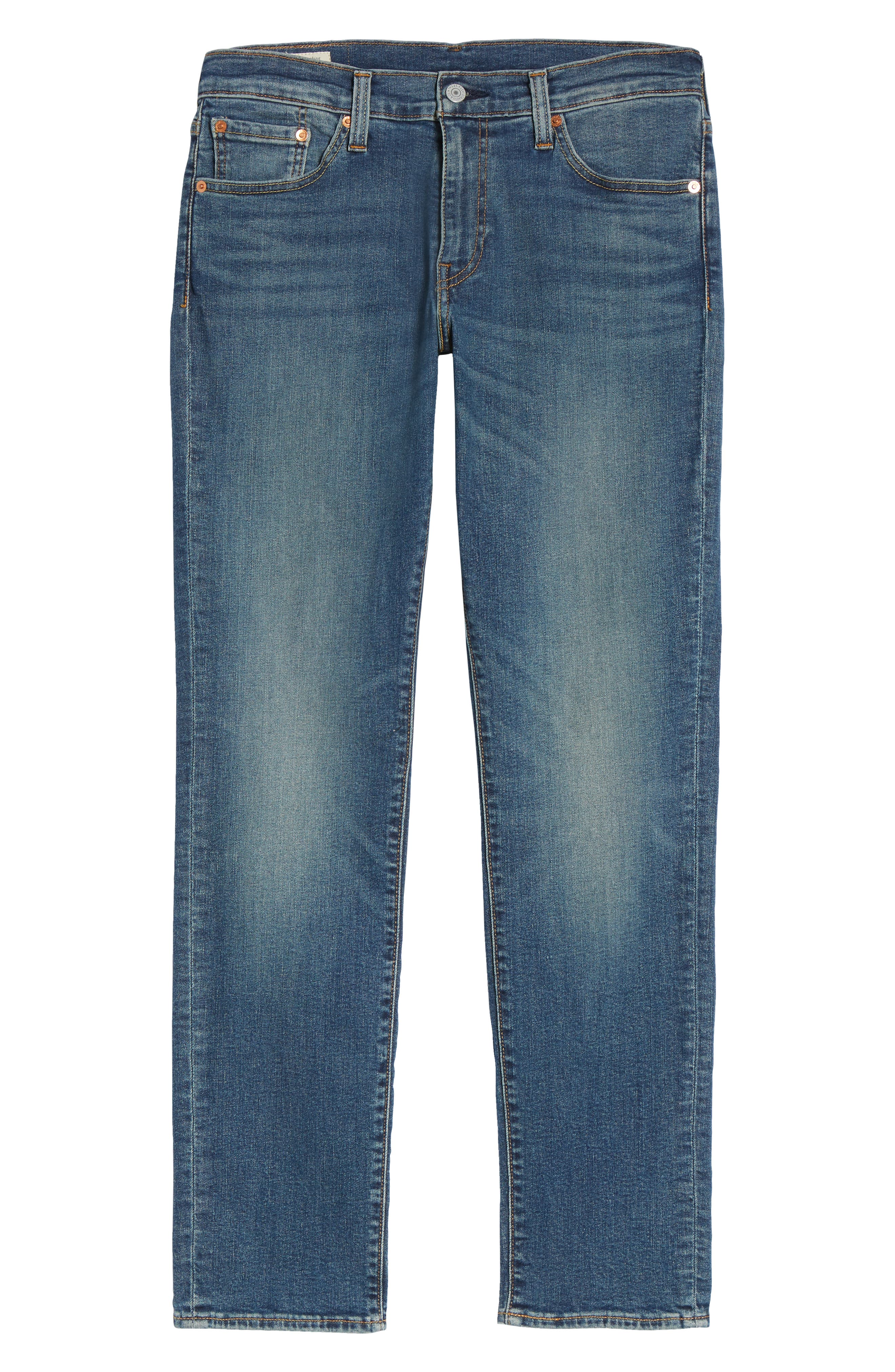 LEVI'S<SUP>®</SUP>, 511<sup>™</sup> Slim Fit Jeans, Alternate thumbnail 7, color, 422