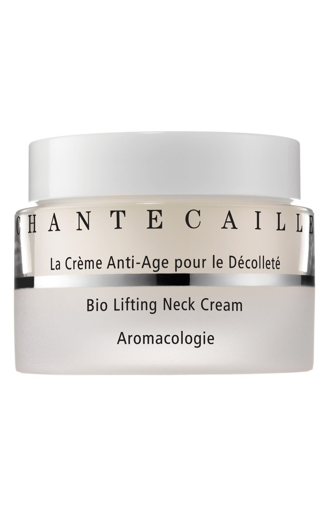 CHANTECAILLE Bio Lifting Neck Cream, Main, color, NO COLOR