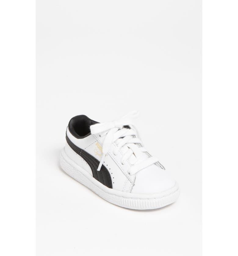 3c86c002de PUMA 'Clyde' Sneaker (Baby, Walker & Toddler) | Nordstrom