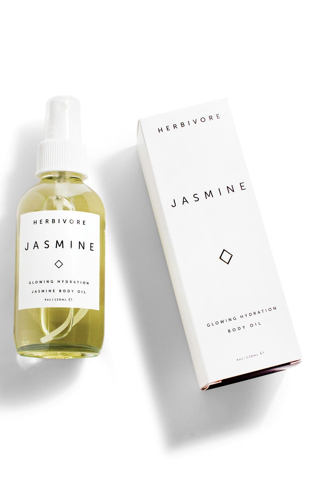 HERBIVORE BOTANICALS, Jasmine Body Oil, Alternate thumbnail 2, color, NO COLOR