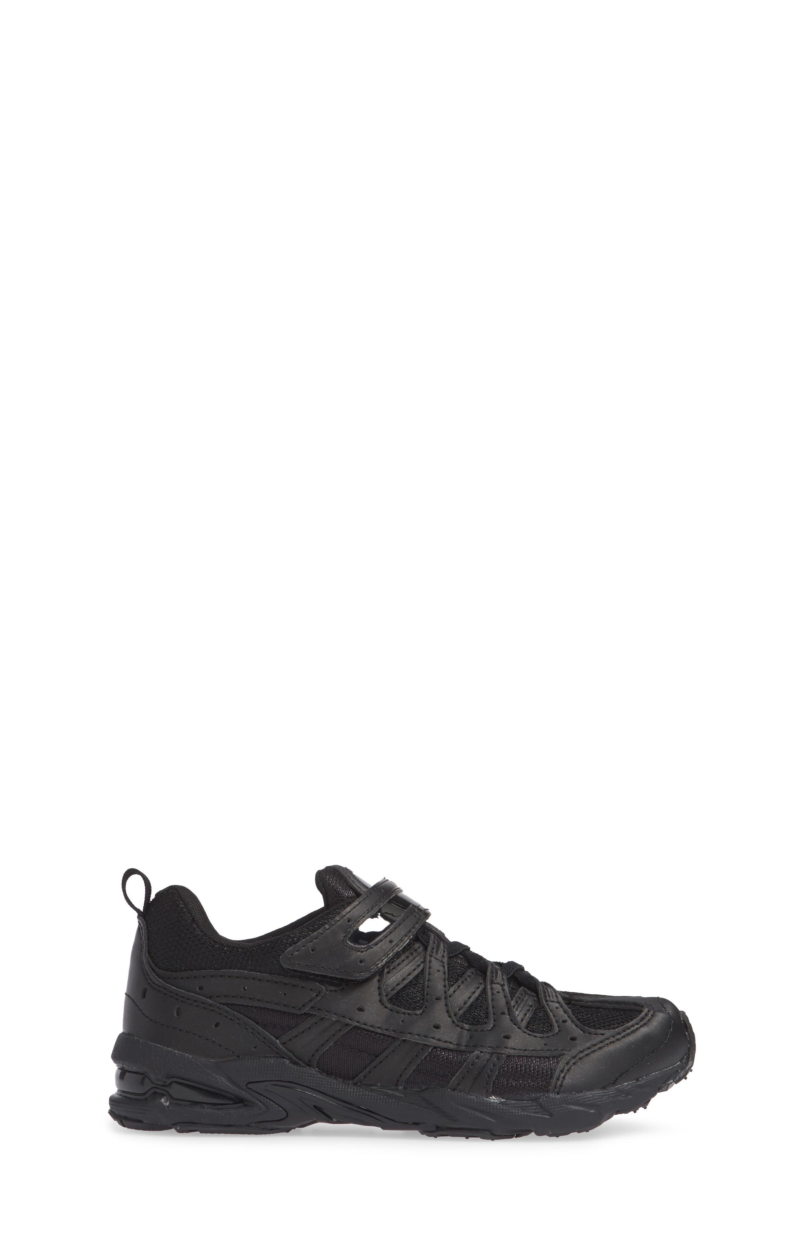 TSUKIHOSHI, Speed Washable Sneaker, Alternate thumbnail 3, color, BLACK/ NOIR