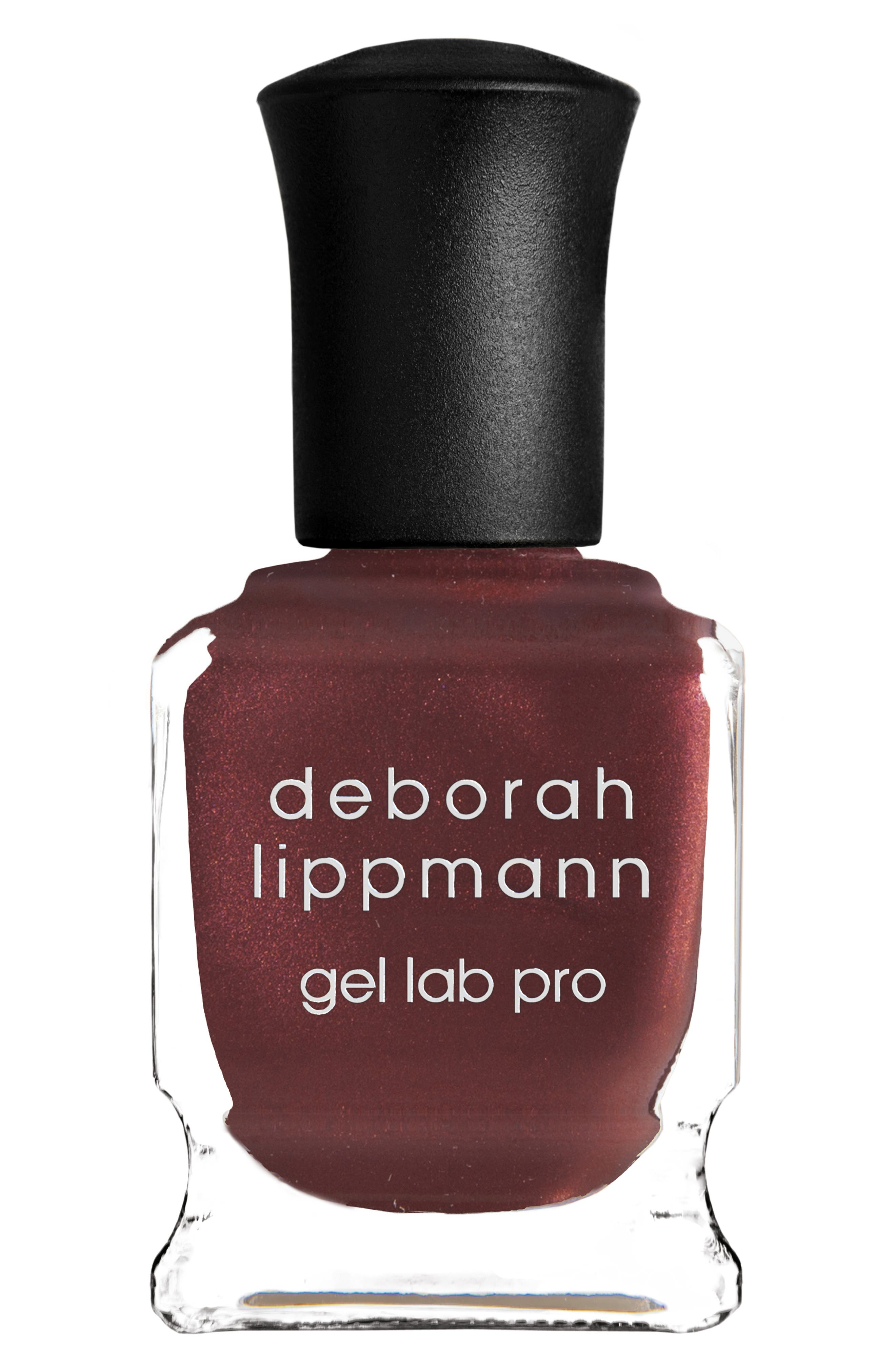 DEBORAH LIPPMANN All Fired Up Gel Lab Pro Nail Color, Main, color, YOU OUGHTA KNOW GLP