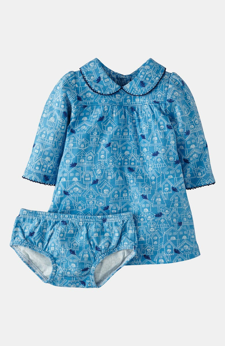 fc1339a6965 Mini Boden 'Pretty' Jersey Dress & Bloomers (Baby) | Nordstrom