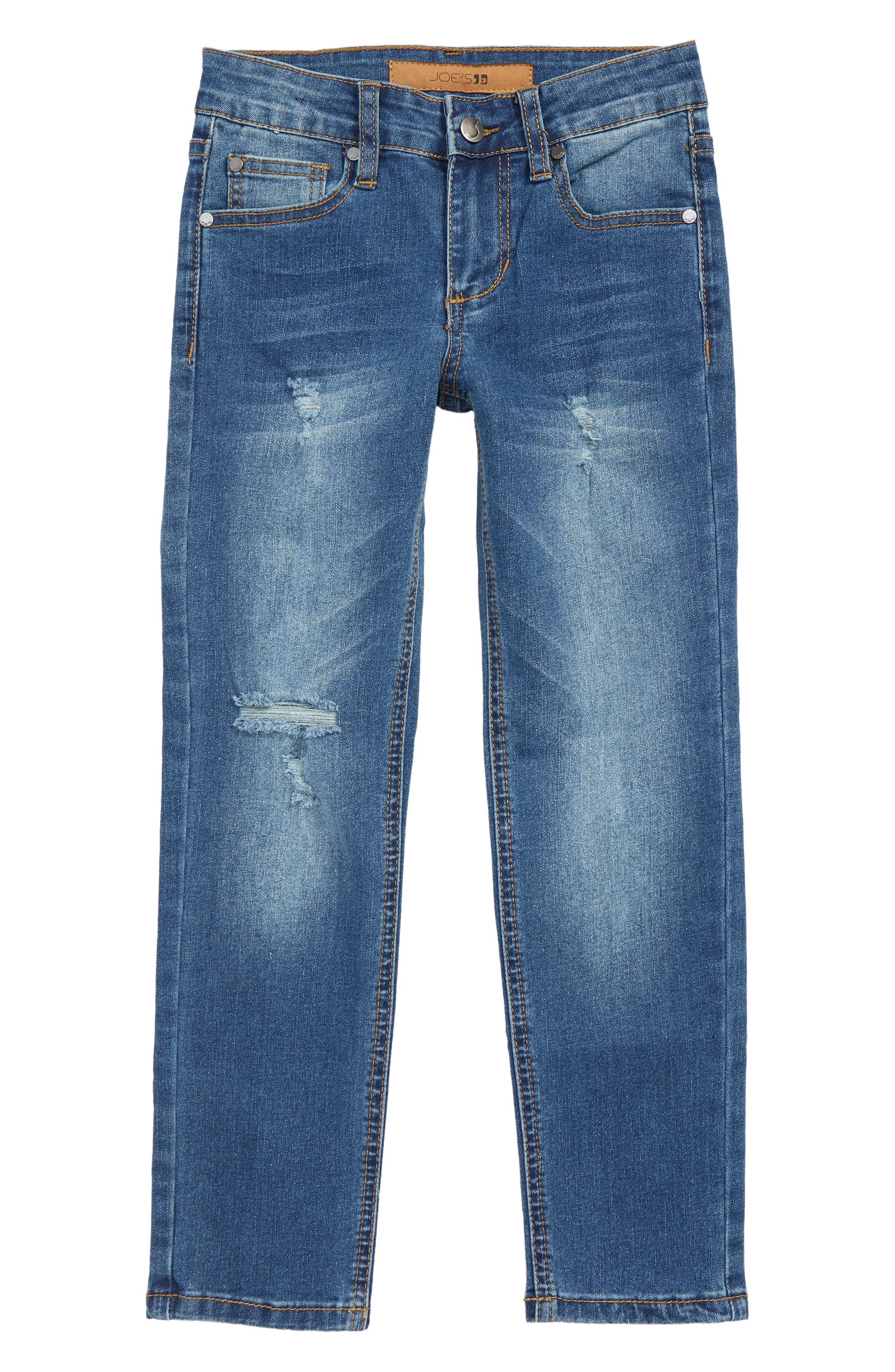 Boys JoeS Rad Skinny Fit Jeans Size 7  Blue