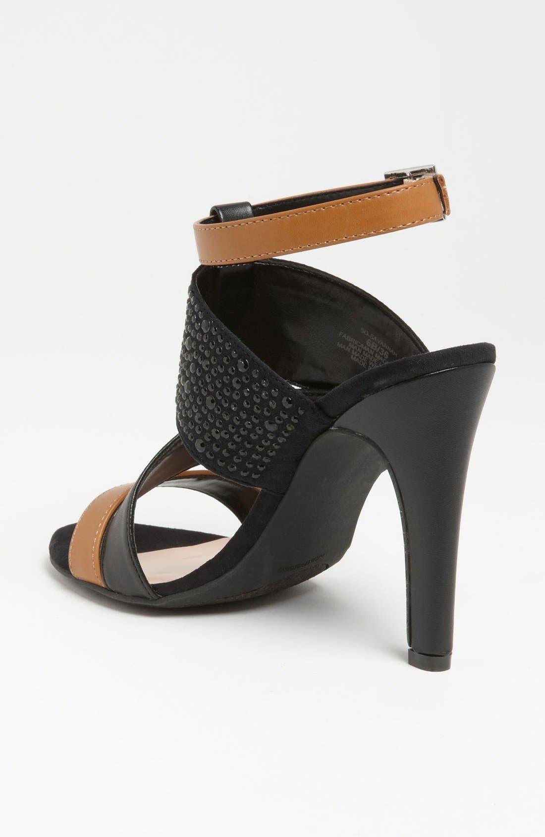 SOLE SOCIETY, 'Savannah' Sandal, Alternate thumbnail 2, color, 210
