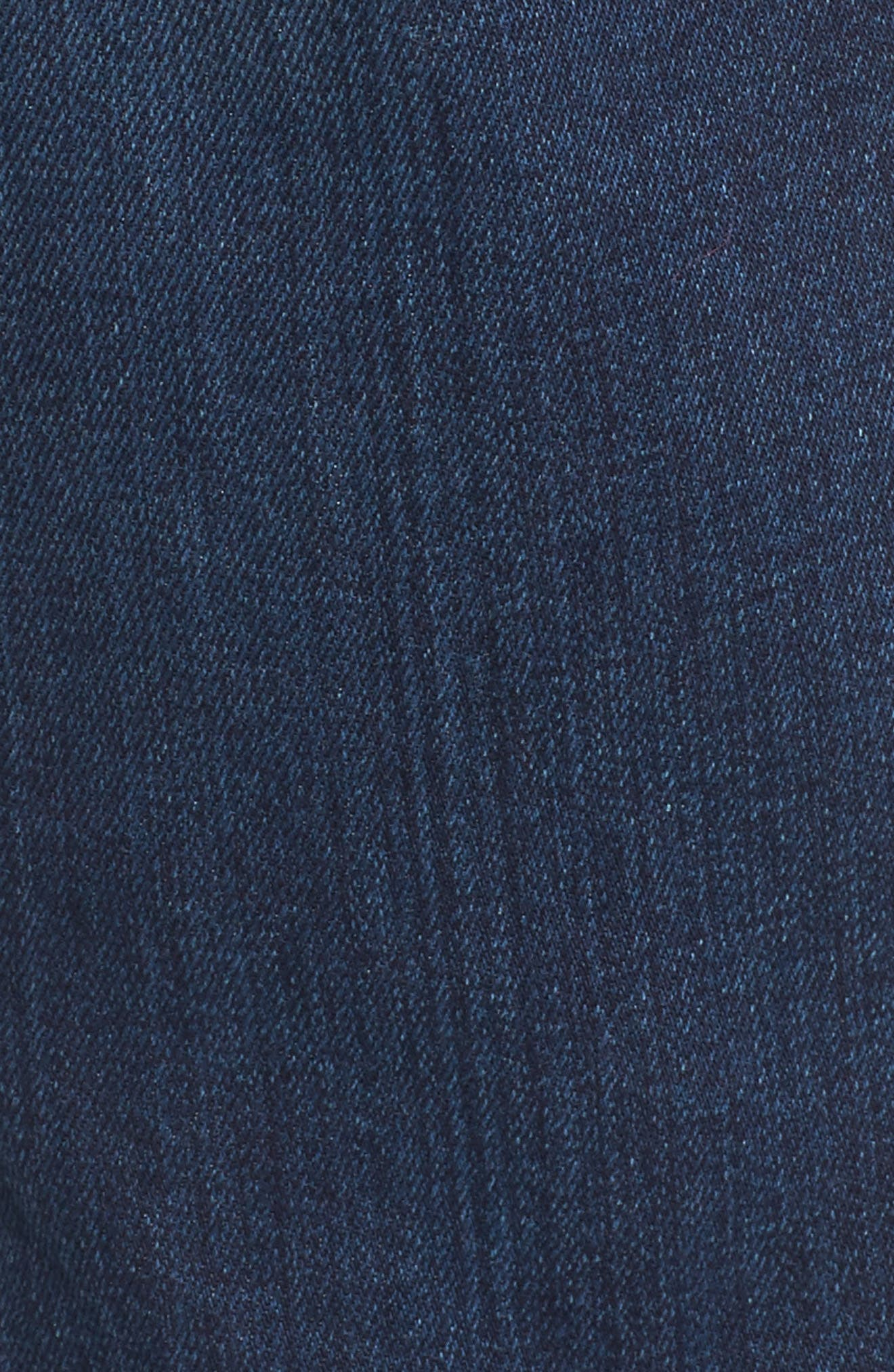 DIESEL<SUP>®</SUP>, Zatiny Bootcut Jeans, Alternate thumbnail 6, color, 084BU