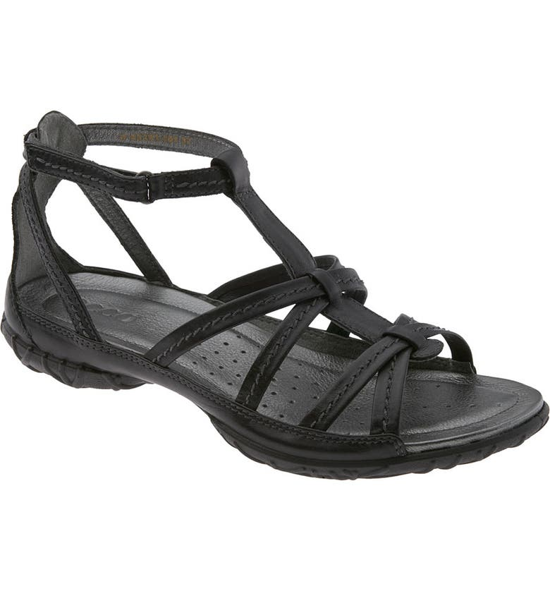 16585d28fb776 ECCO 'Groove' Gladiator Sandal, Main, color, ...