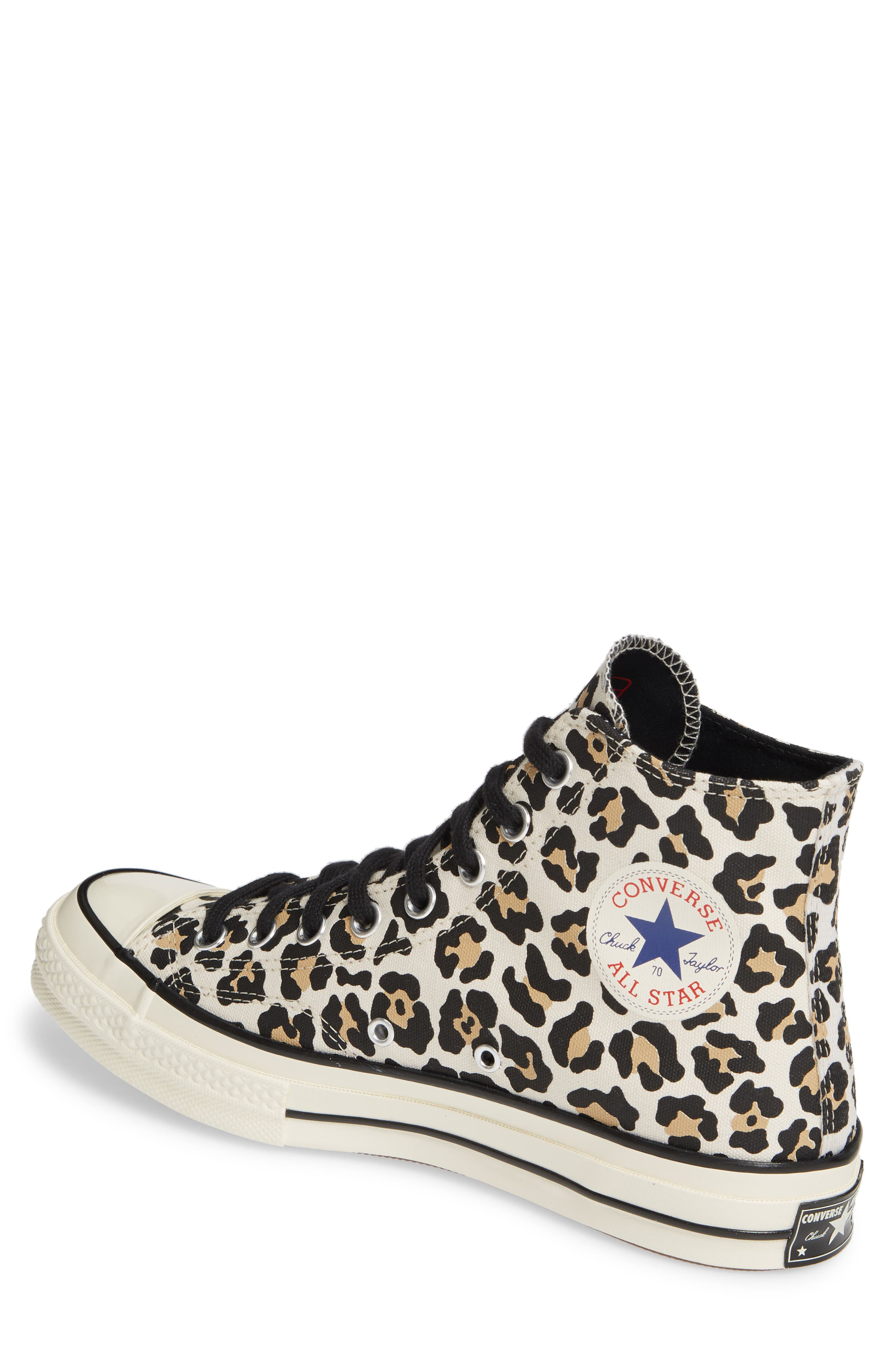 CONVERSE, Chuck Taylor<sup>®</sup> All Star<sup>®</sup> 70 High Top Sneaker, Alternate thumbnail 2, color, DRIFTWOOD/ LIGHT FAWN